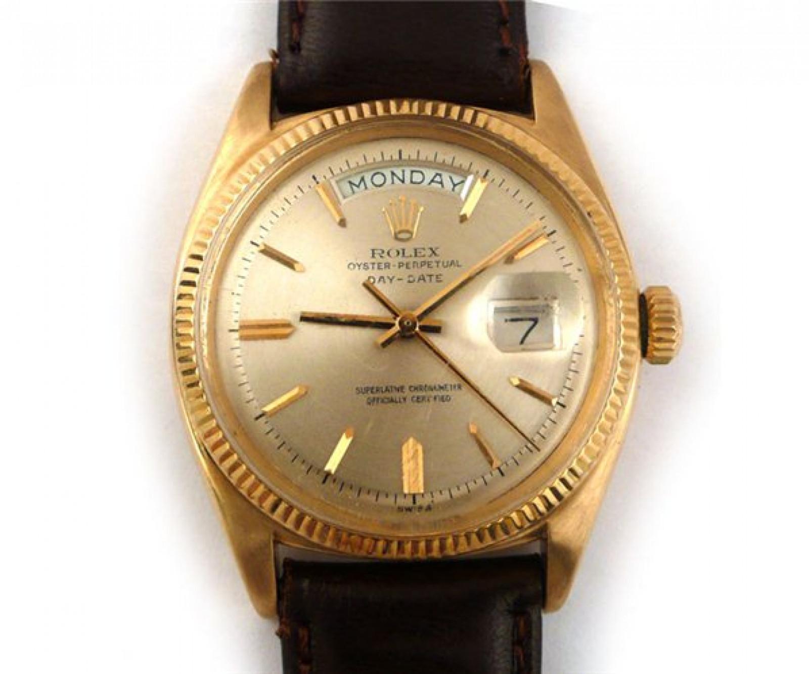 Vintage Rolex Day-Date 6611