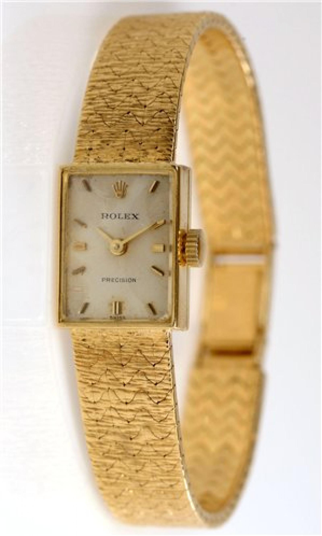 Vintage Rolex Precision 173J