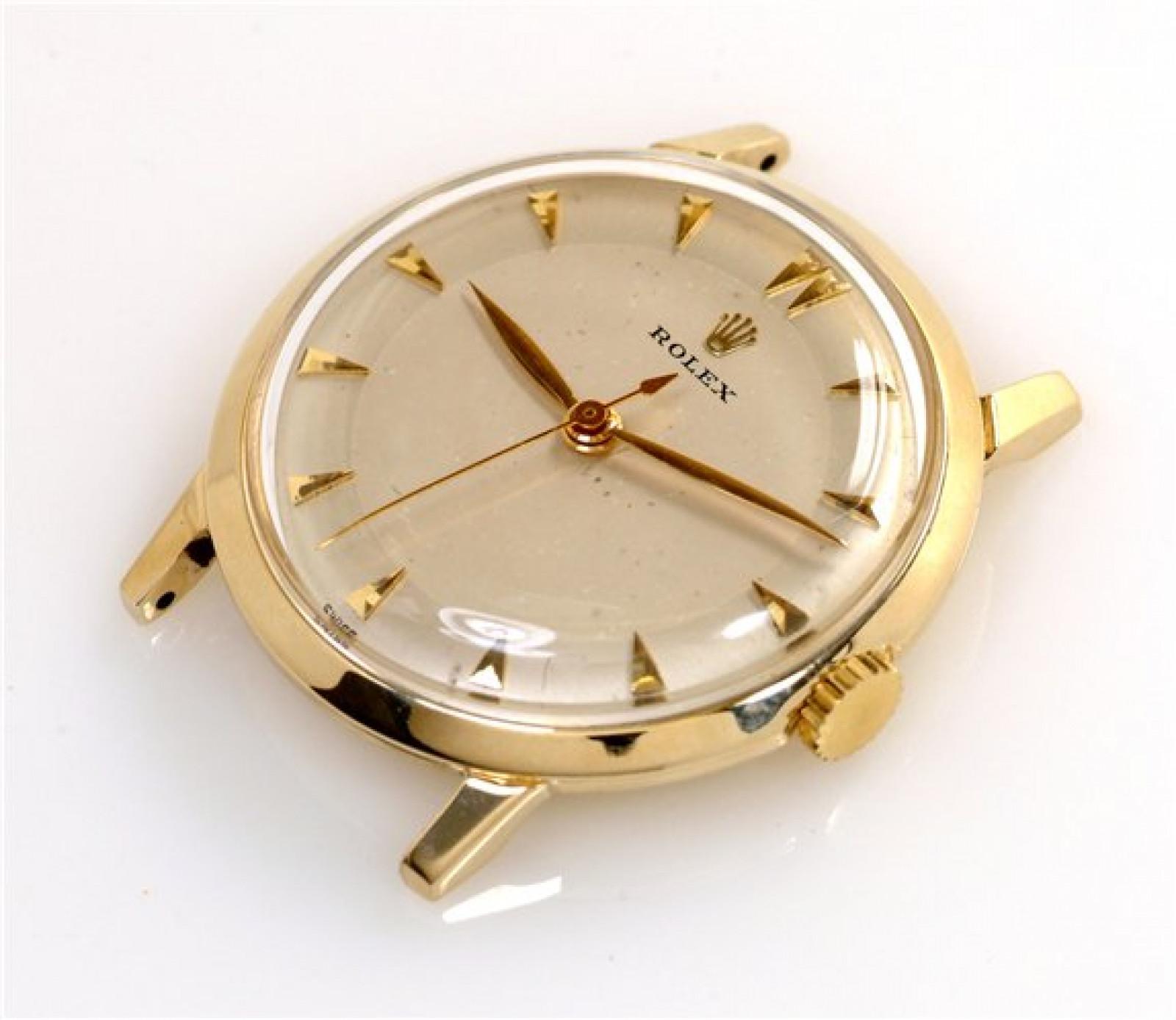 Rolex Pre-Cellini 3038 Gold