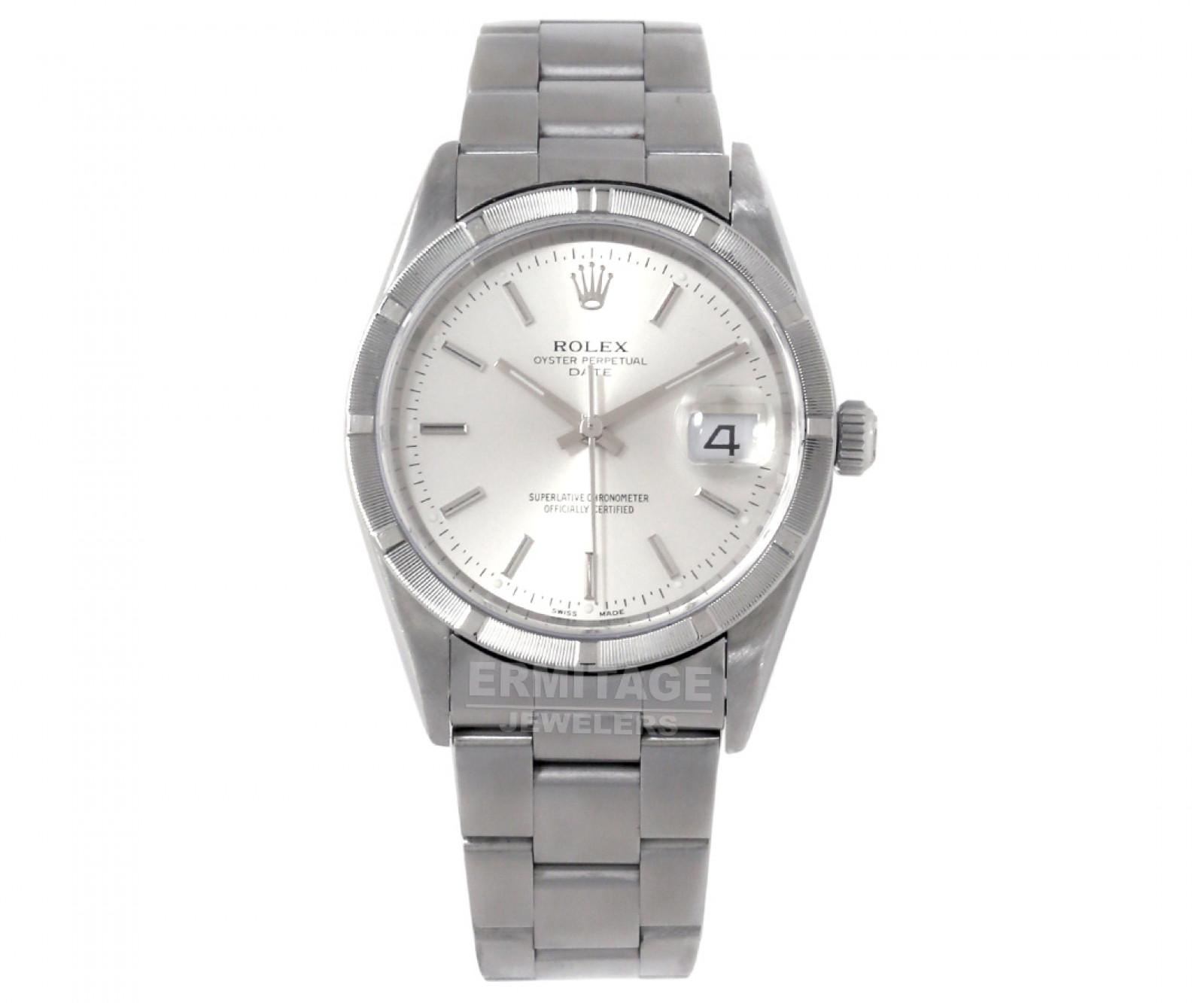 Rolex Oyster Perpetual Date 15210