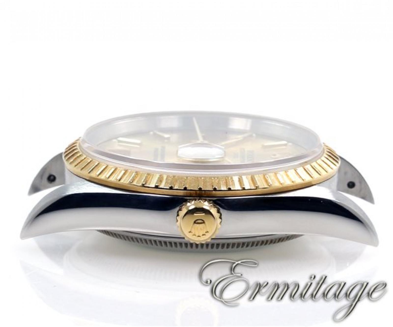 Rolex Date 15223 Gold & Steel Champagne 1994