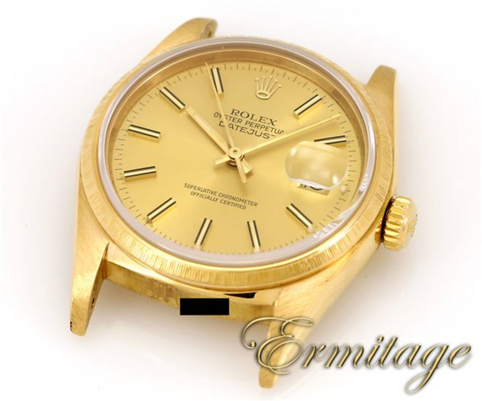 Rolex Datejust 16078 Gold