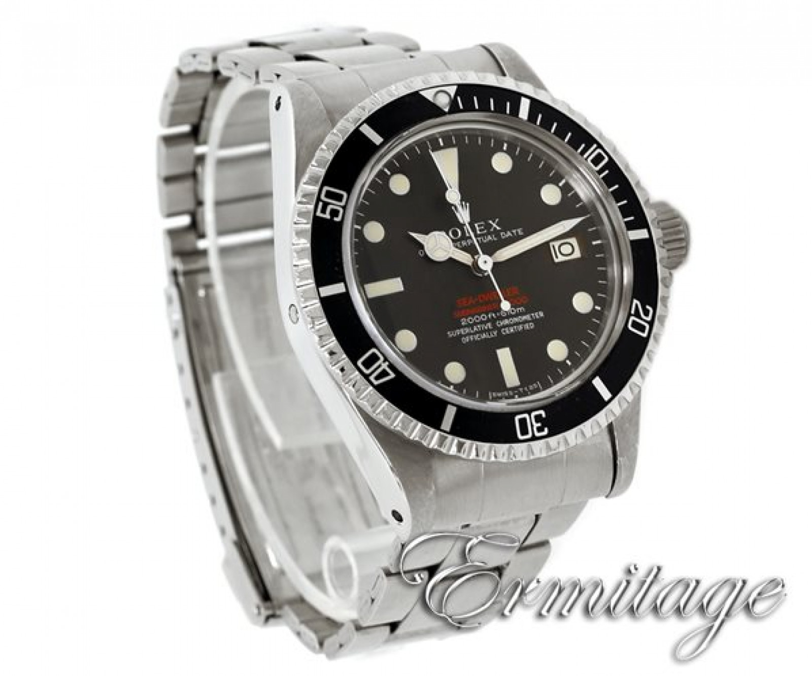 Pre-Owned Rolex Sea-Dweller 1665 Steel