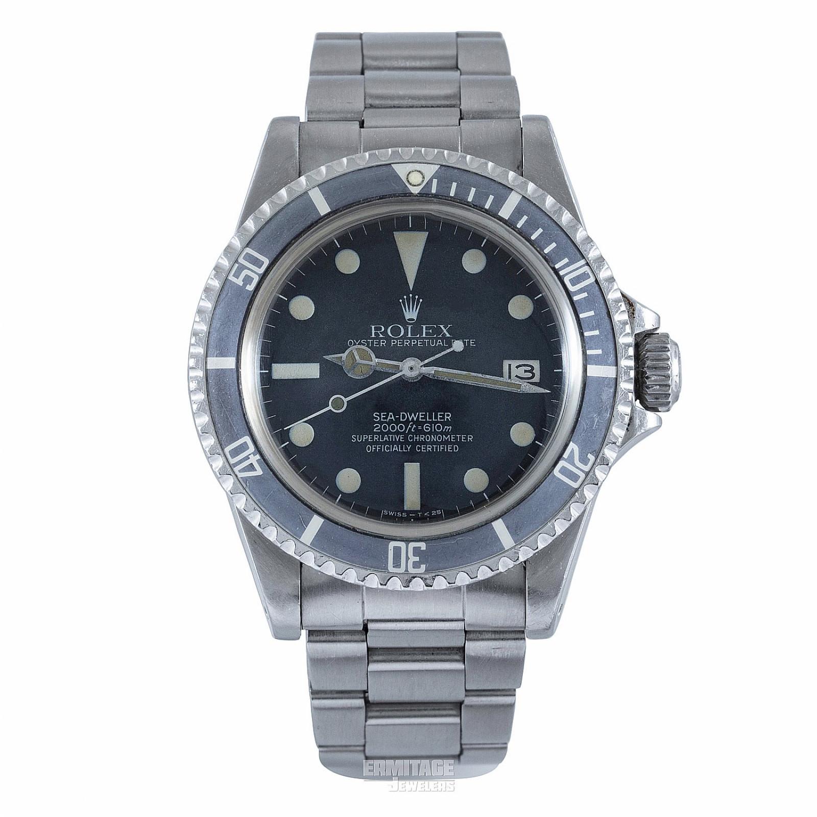 1980 Rolex Sea-Dweller Ref. 1665