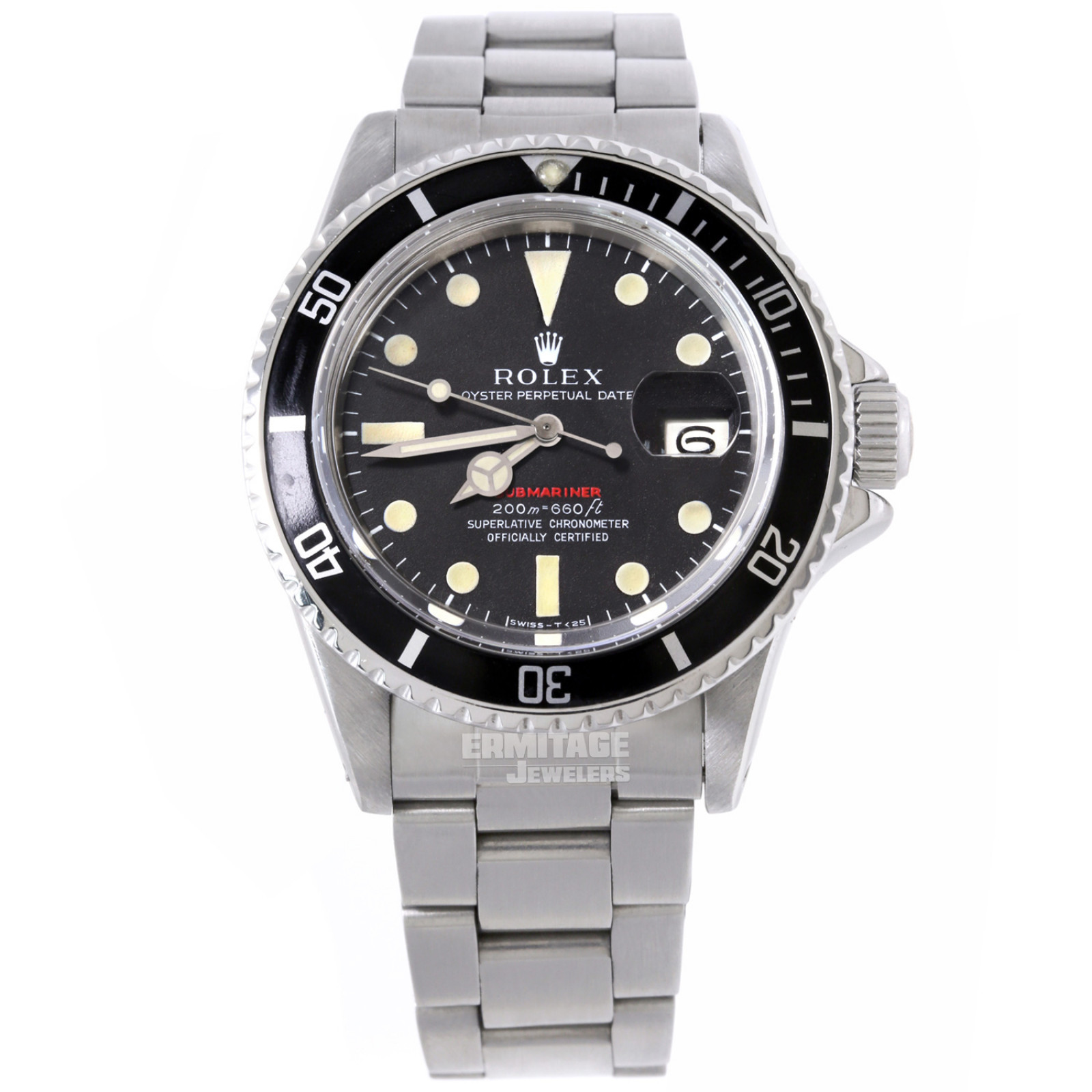 Rolex Submariner 1680 Mark 2