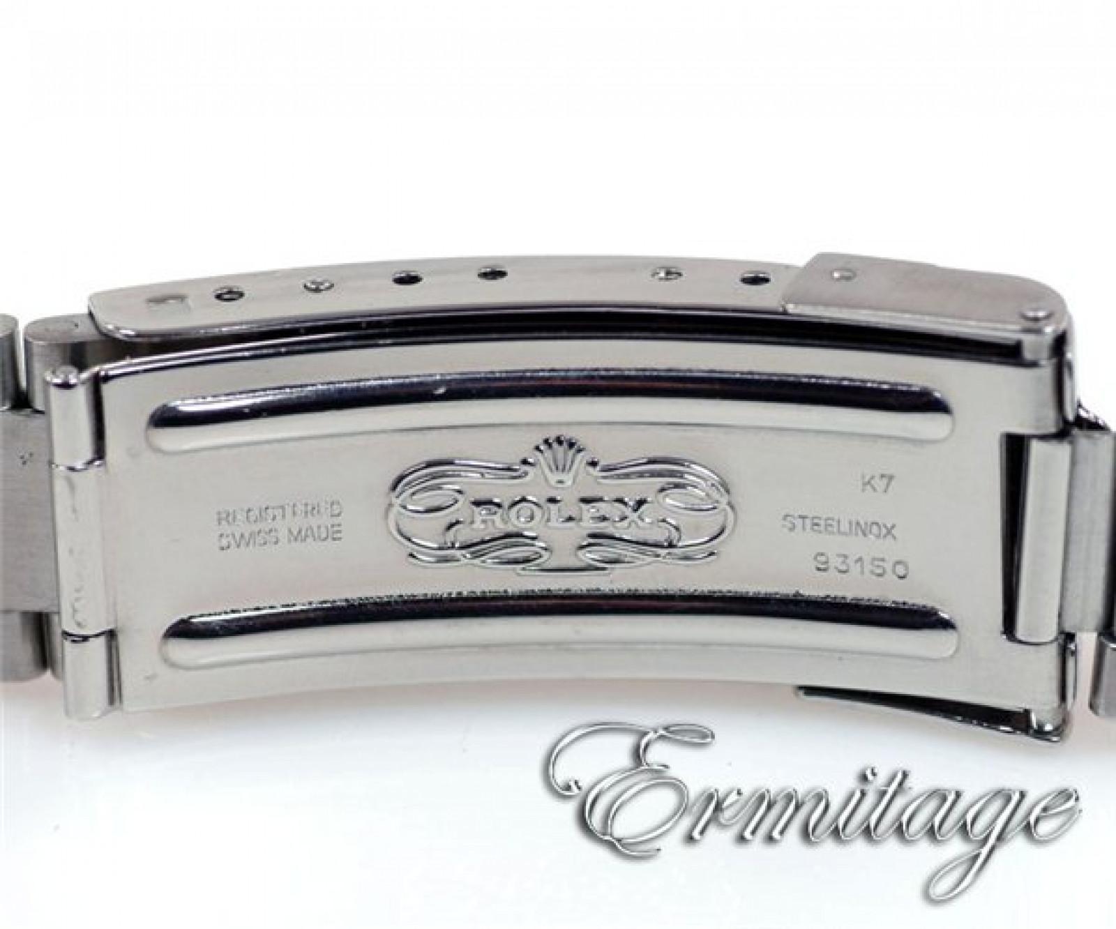 Vintage Rolex Submariner 1680 Steel with Black Dial