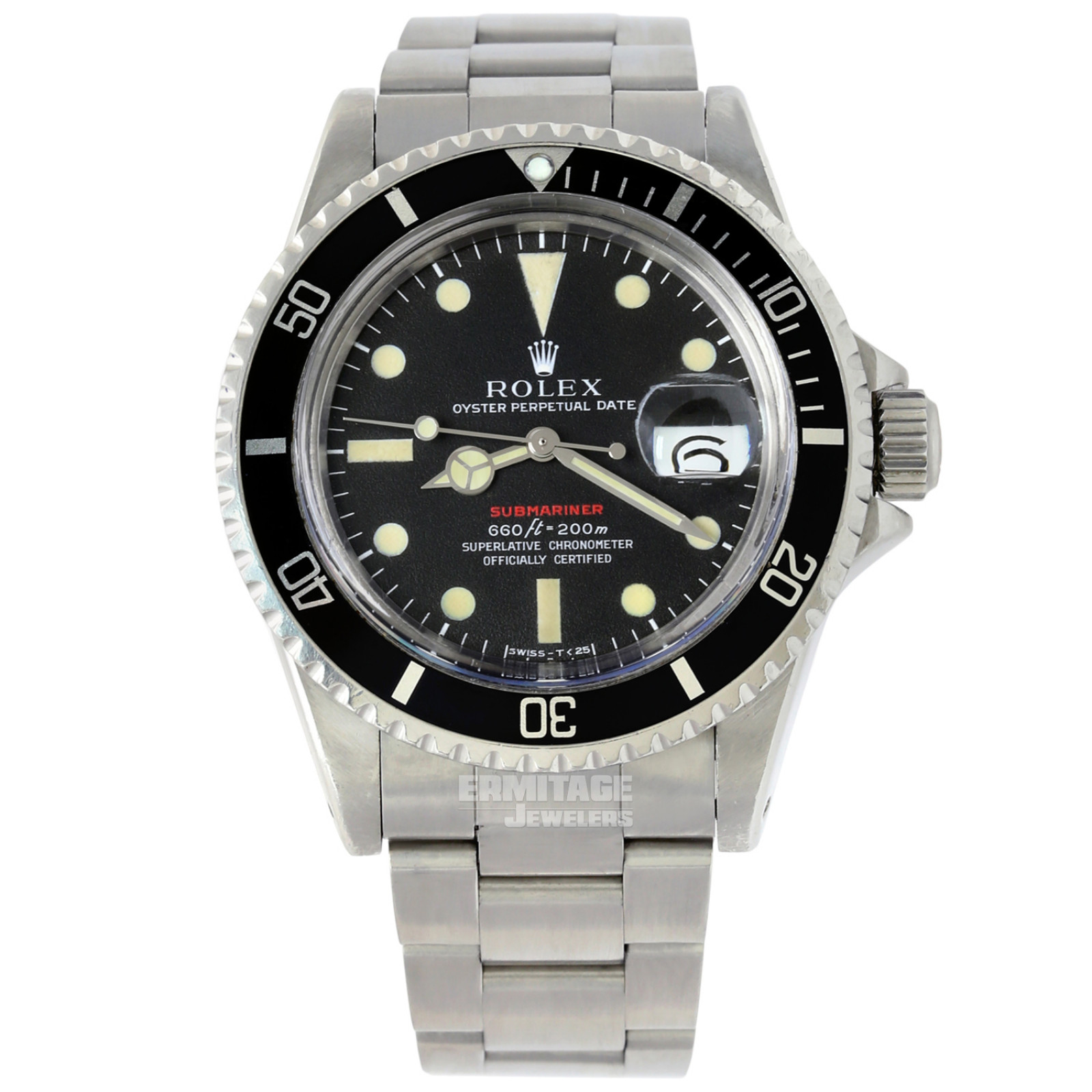 Mark 4 Vintage Rolex Submariner 1680