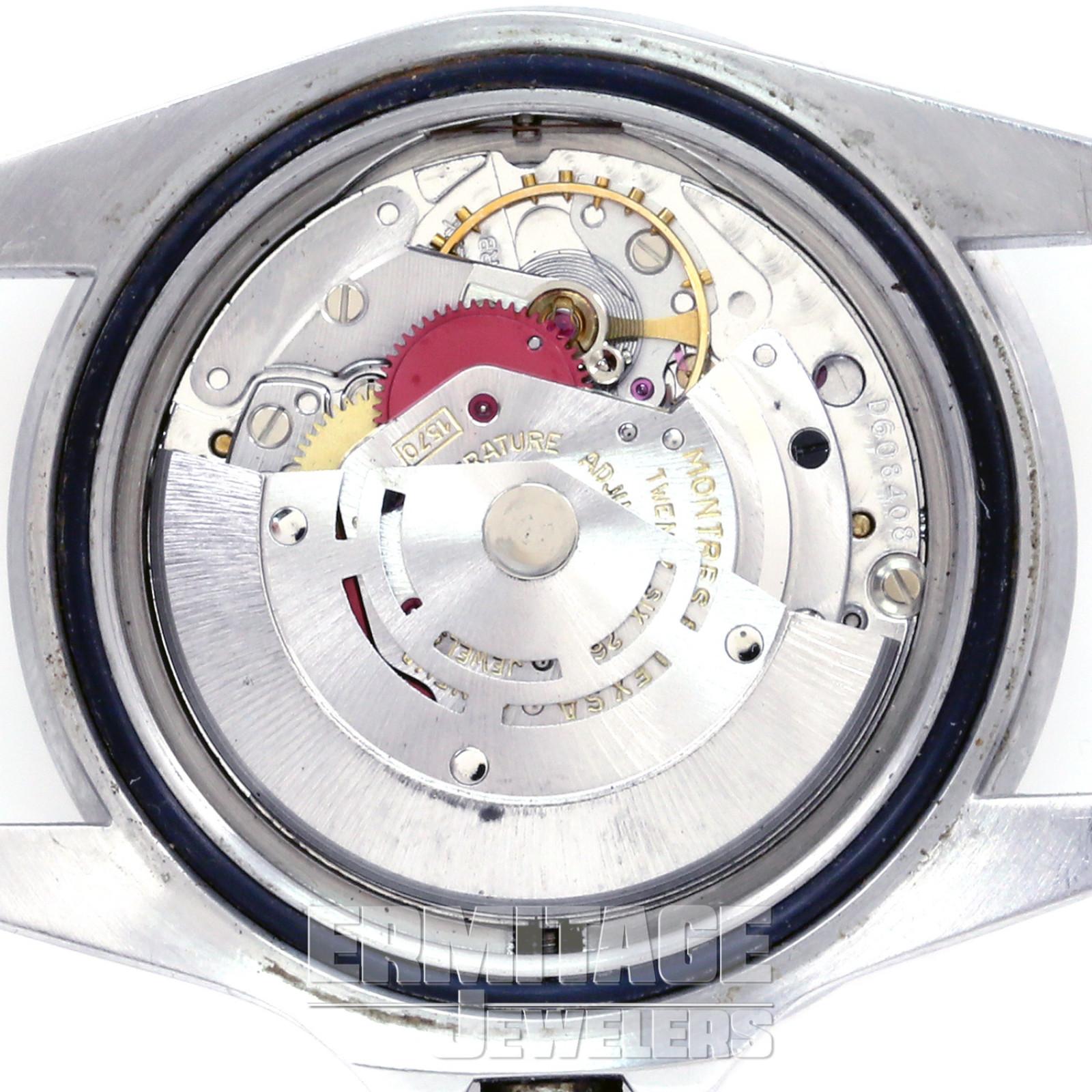 Double Red Mark IV Rolex Sea Dweller 1665 Luminous