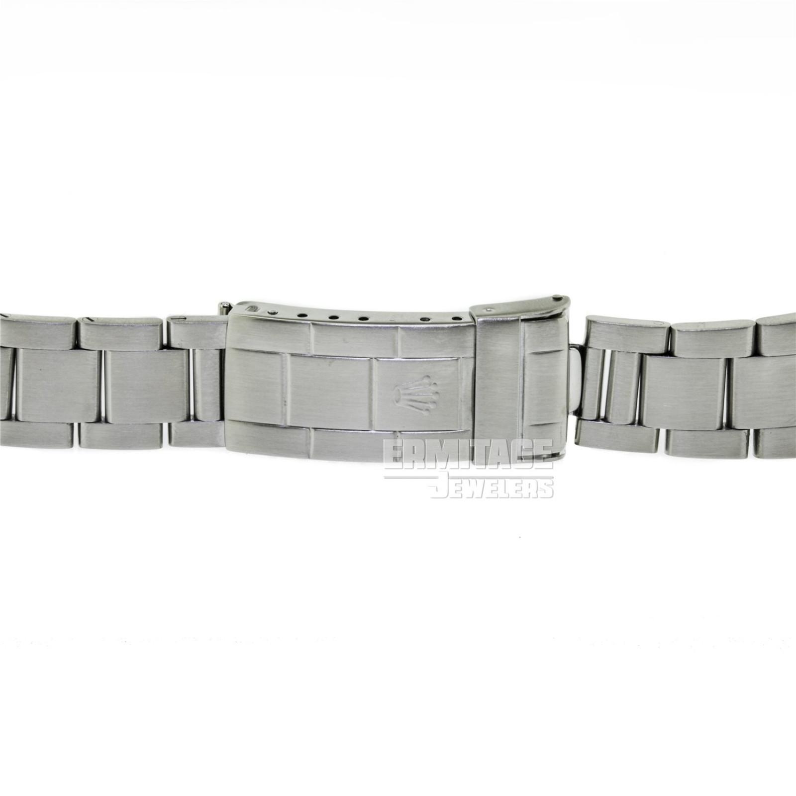 Steel on Oyster Rolex Submariner 1680 40 mm