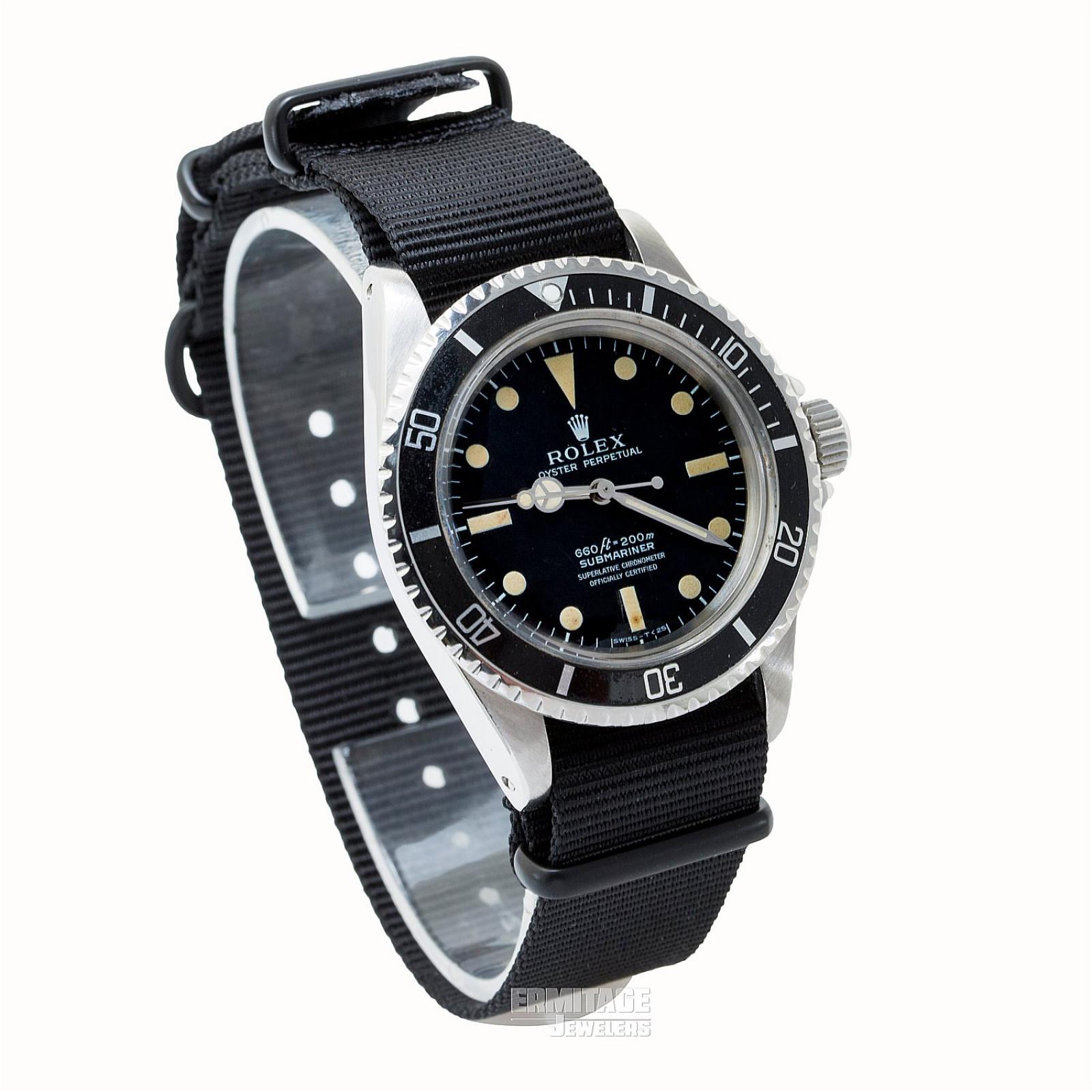 1967 Rolex Submariner Ref. 5512