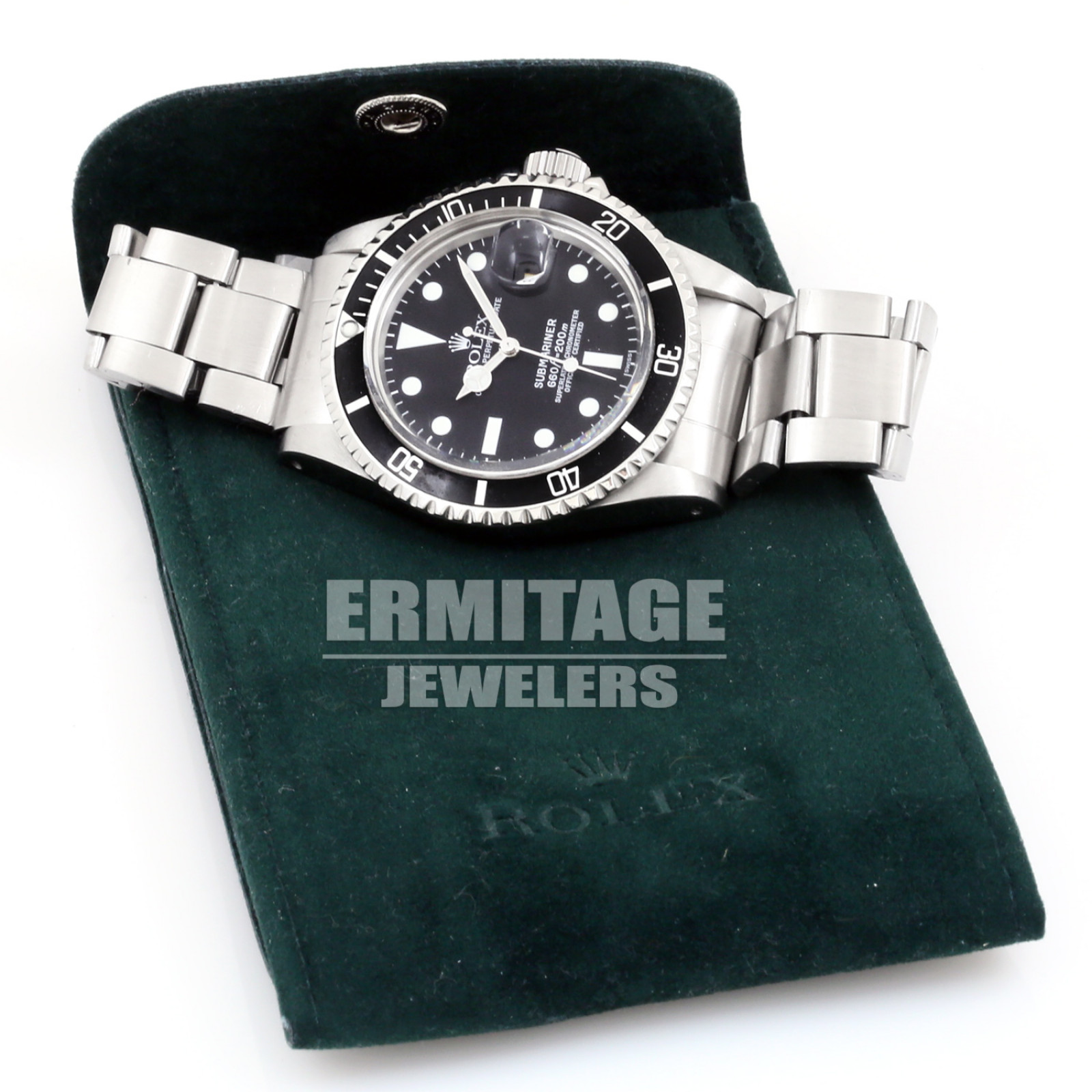 Vintage Rolex 1680 40 mm Black