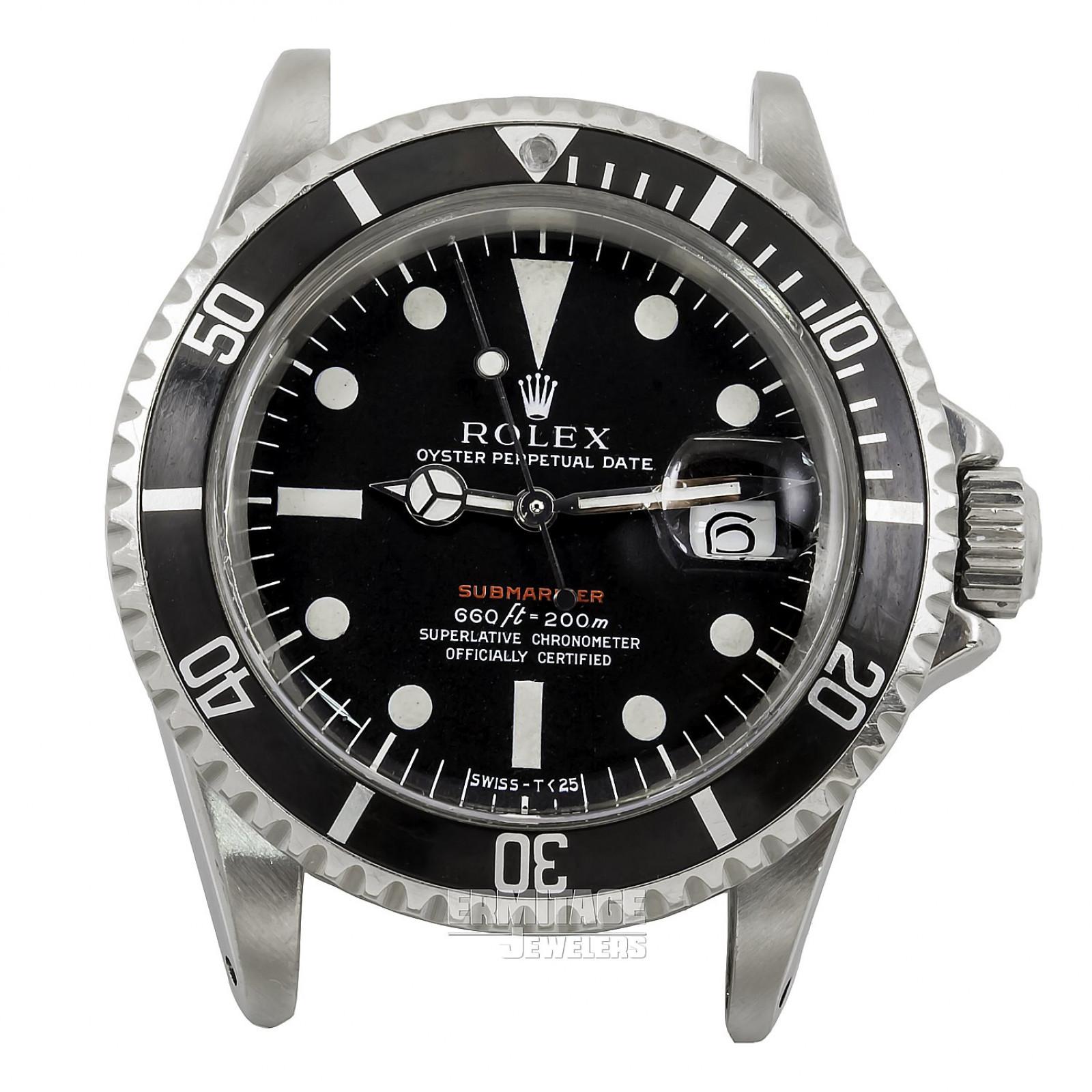 1970 Rolex Submariner Ref. 1680