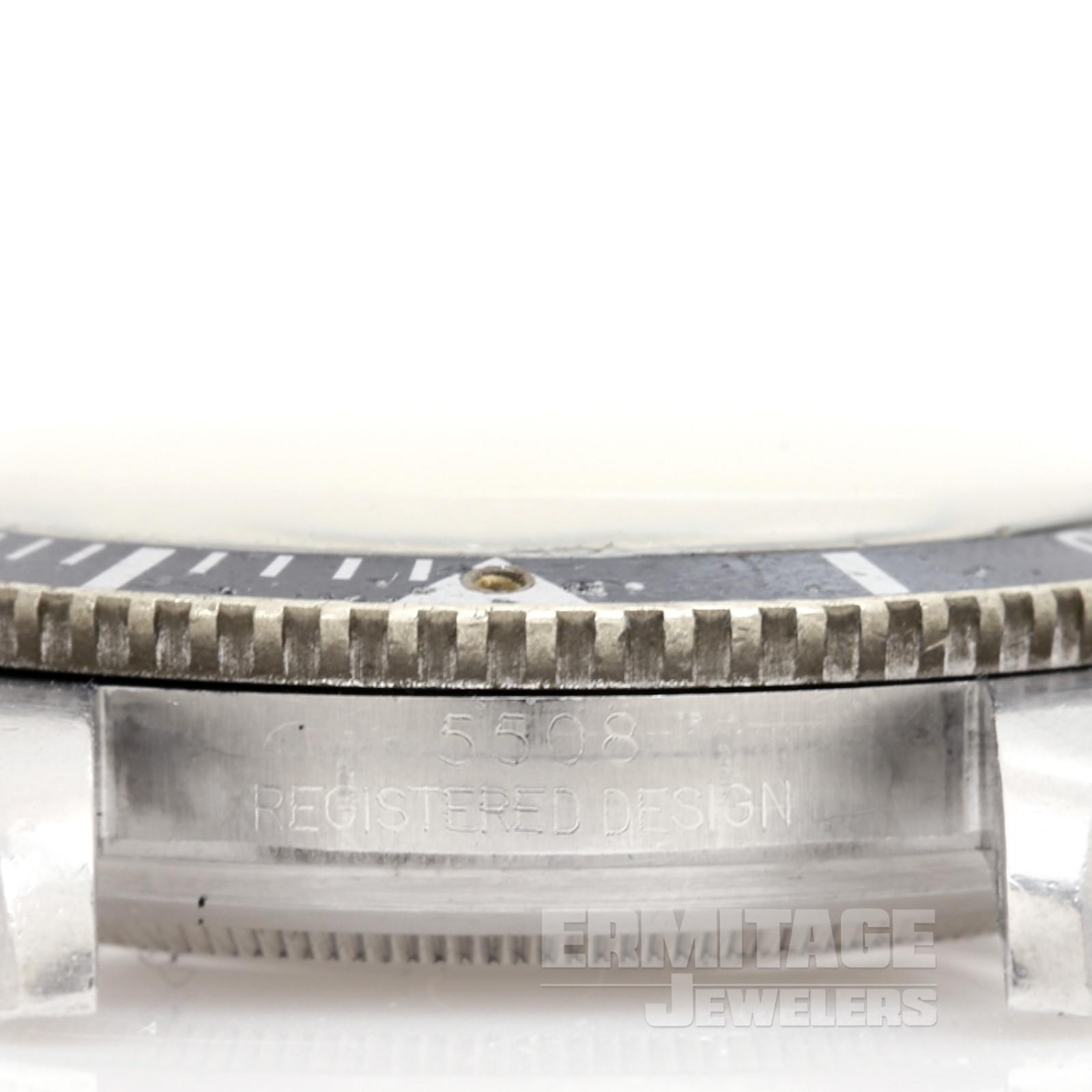 Vintage Rolex Submariner 5508