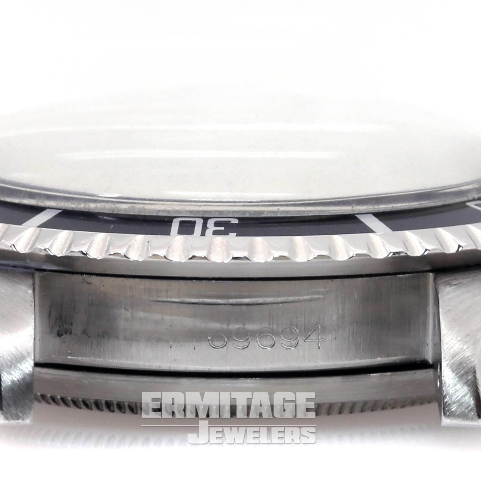 Vintage Rolex 5513 40 mm Steel on Oyster