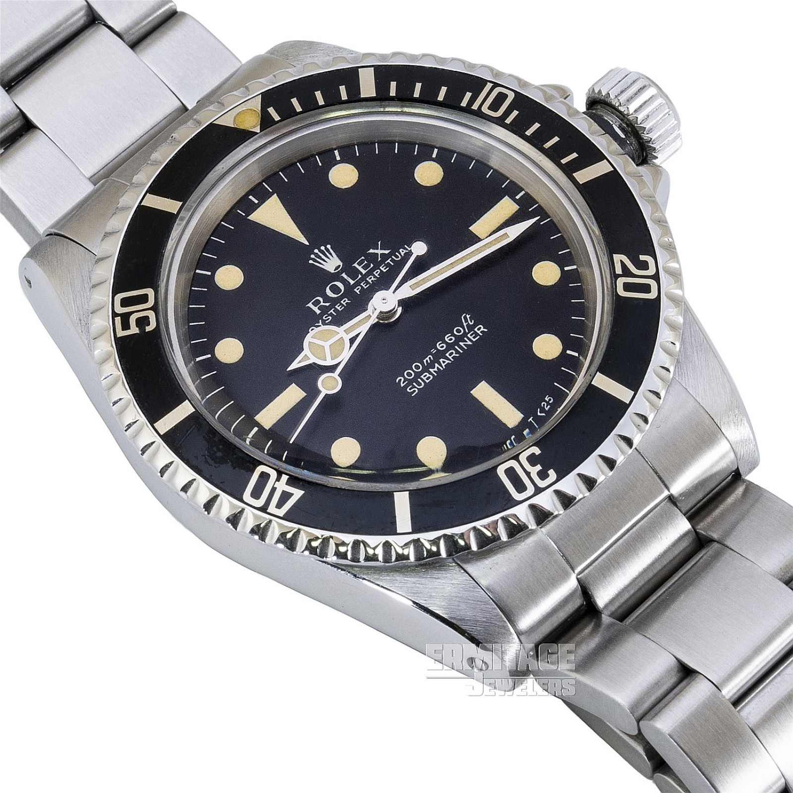 1968 Vintage Rolex Submariner Ref. 5513