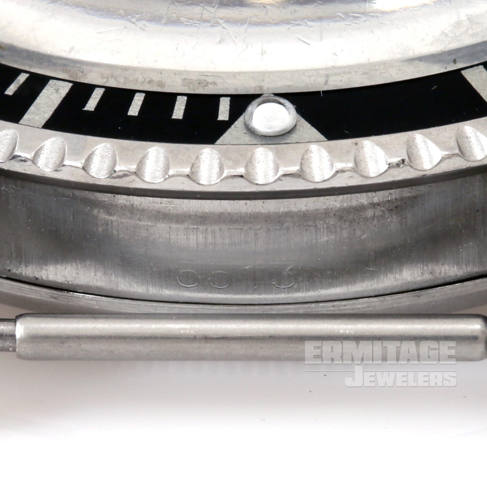 Steel on Strap Rolex Submariner 5513 40 mm