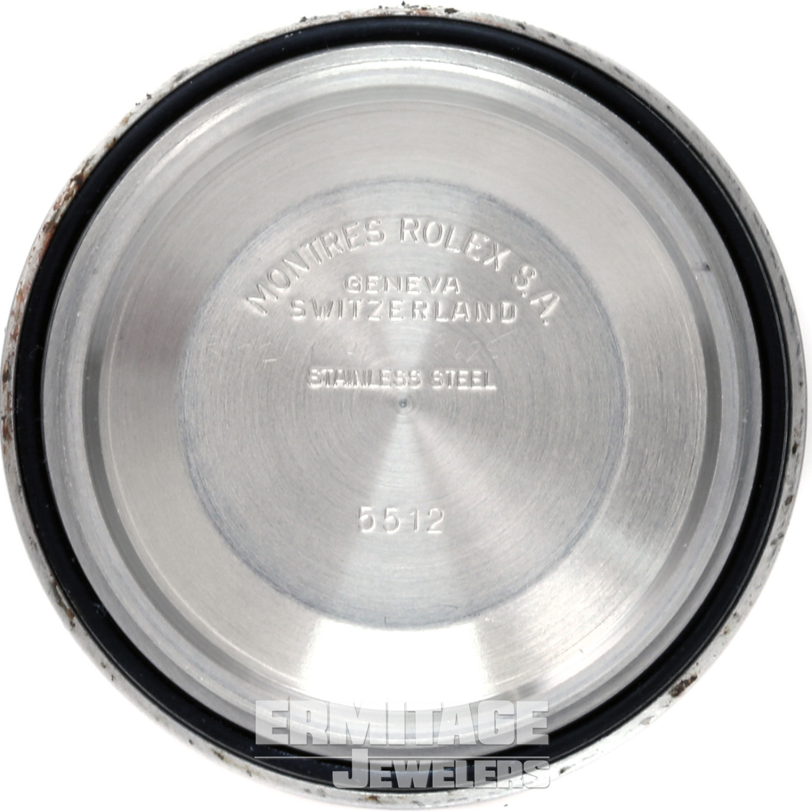 Vintage Rolex 5513 40 mm Luminova