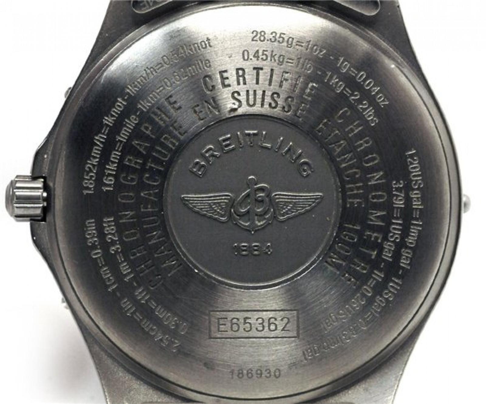 Breitling Aerospace E65362 Titanium