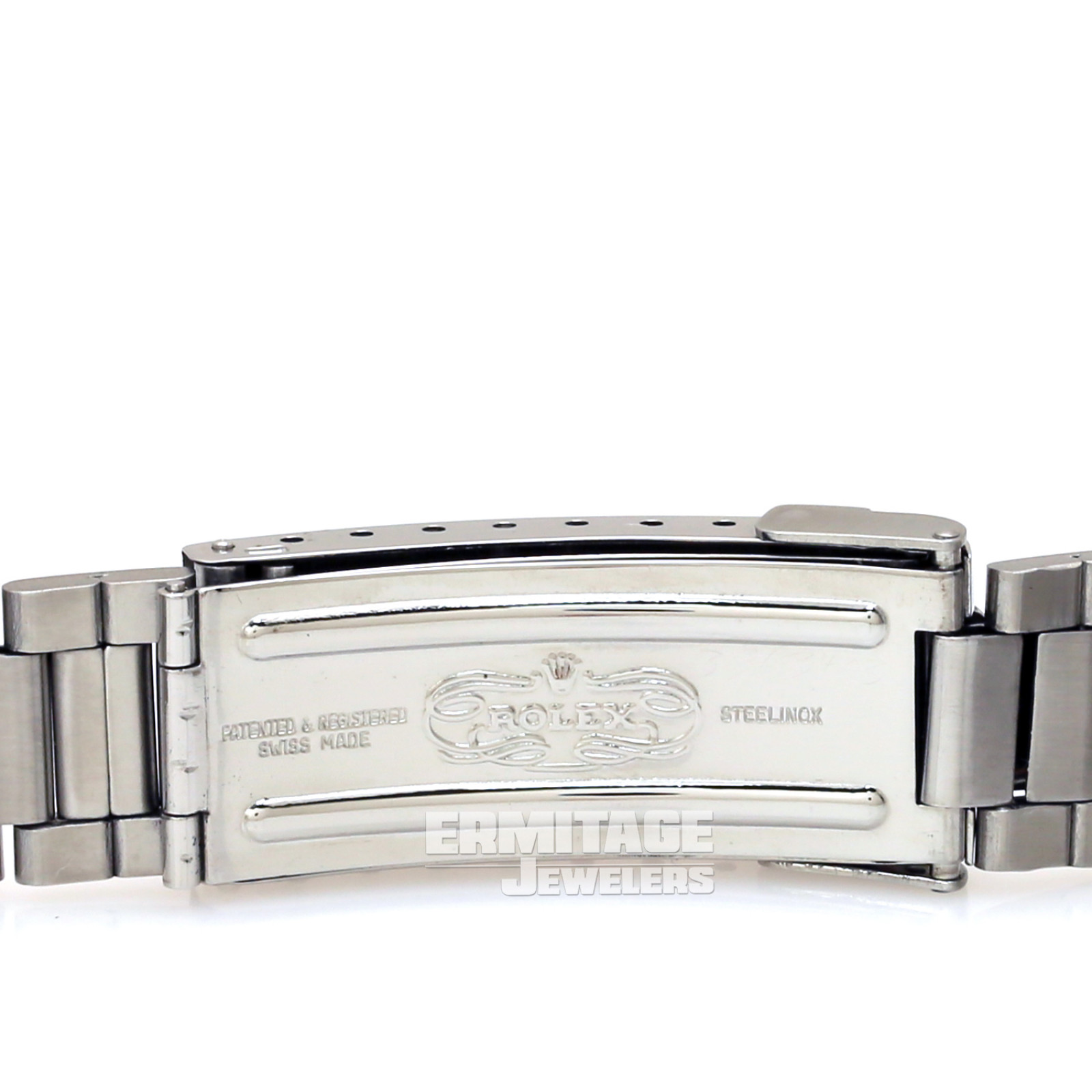 Steel on Oyster Rolex Submariner 5513 40 mm