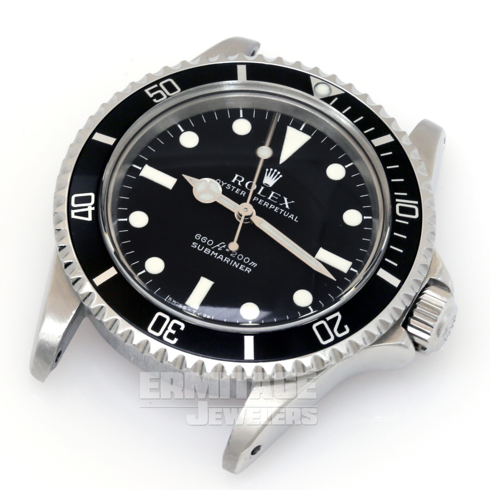 Vintage Rare Rolex Submariner 5513
