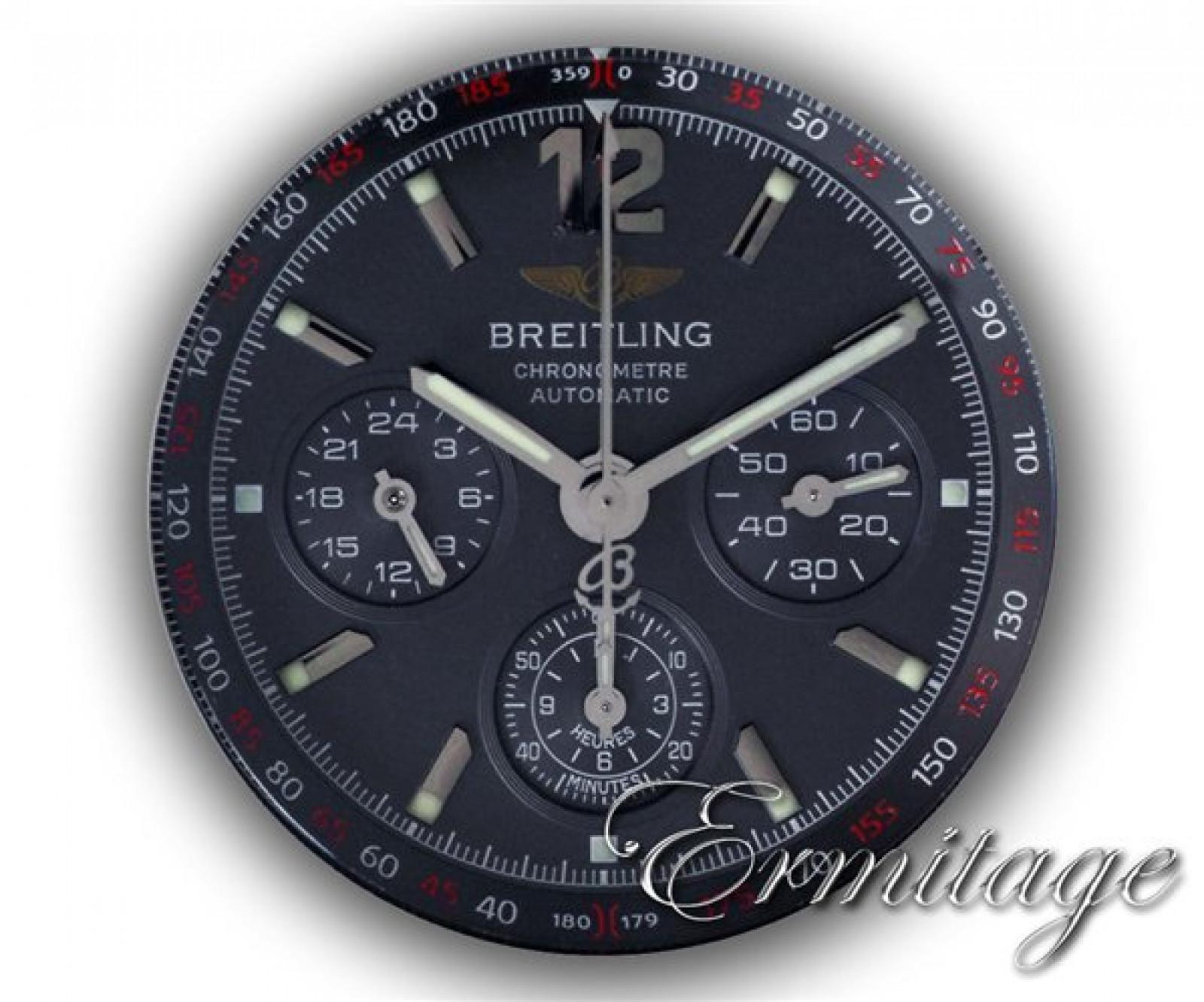 Breitling Hercules A3936 Steel