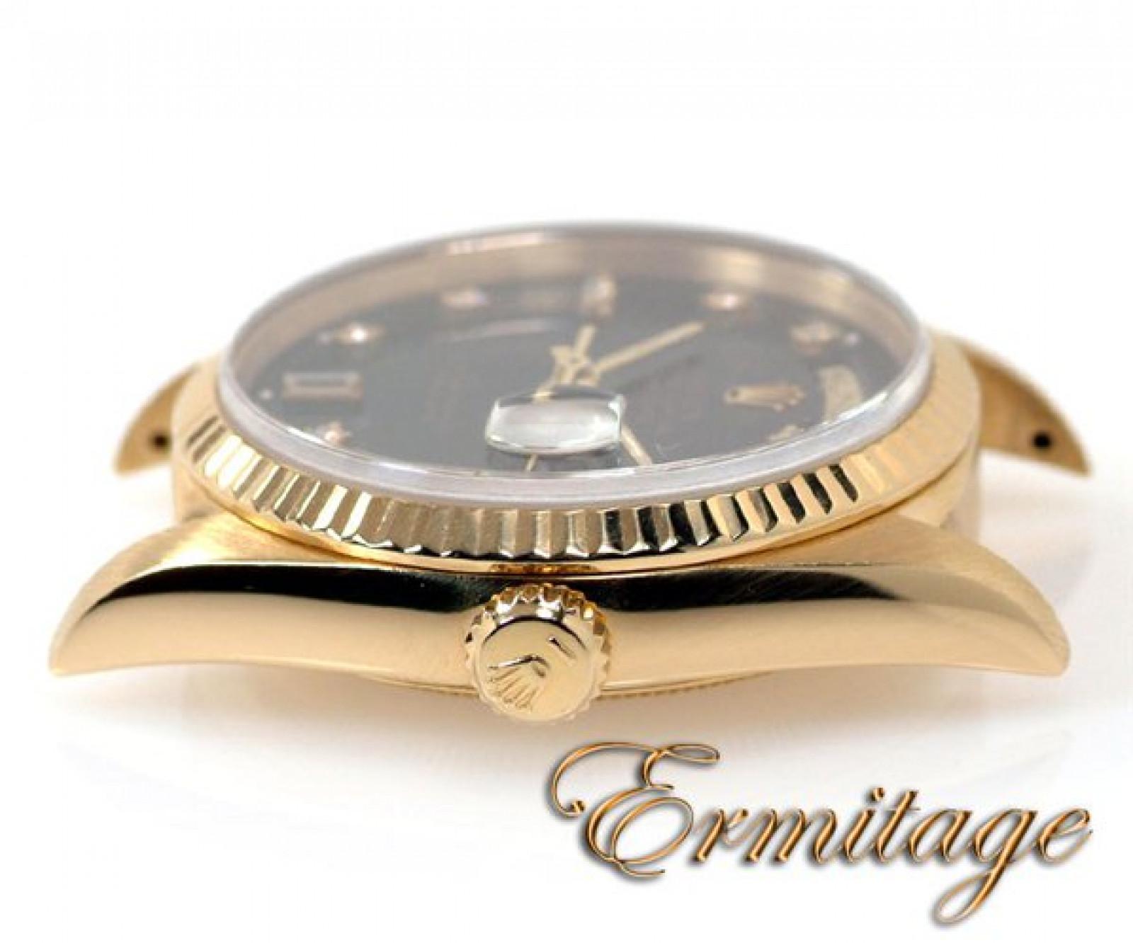 Diamond Rolex Day-Date 18238 President