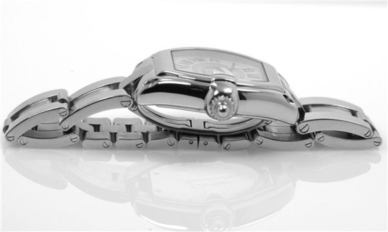 Exclusive Cartier Roadster W62025V3 Steel