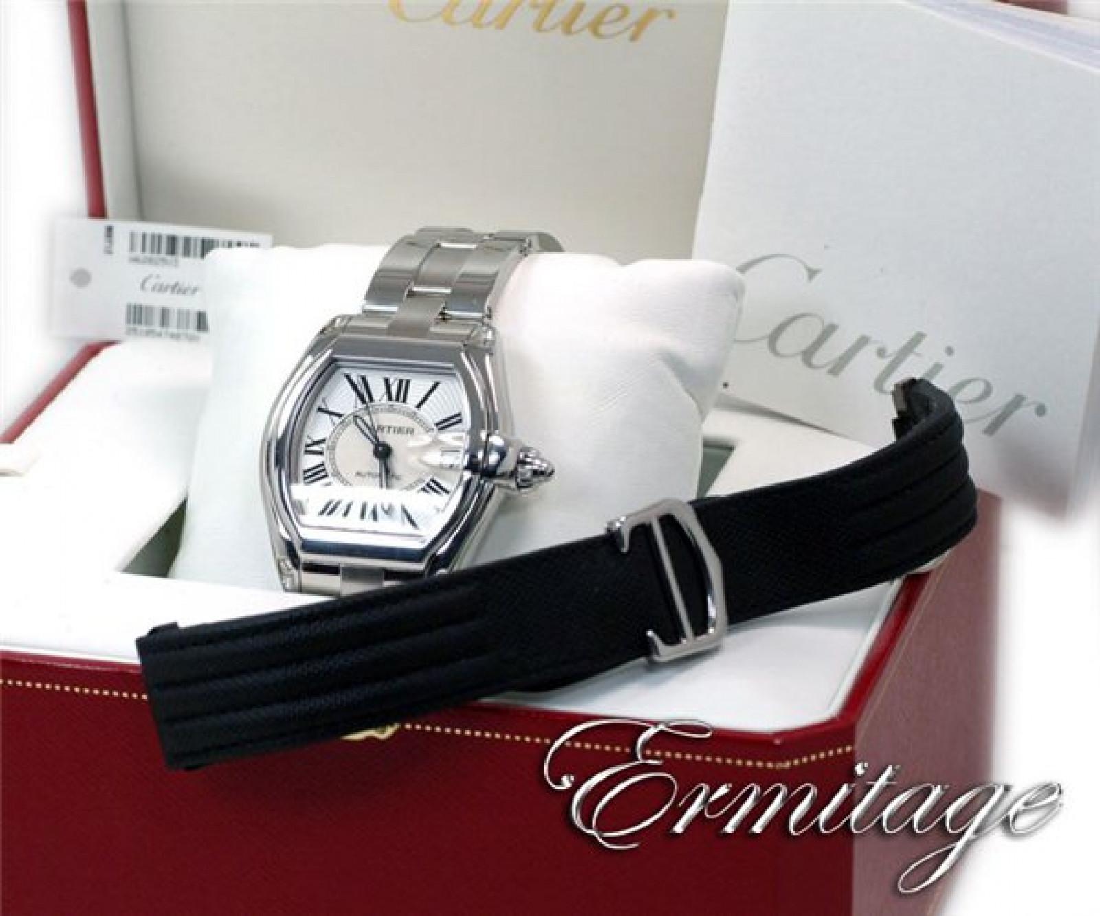 Men's Cartier Roadster W62025V3 Steel