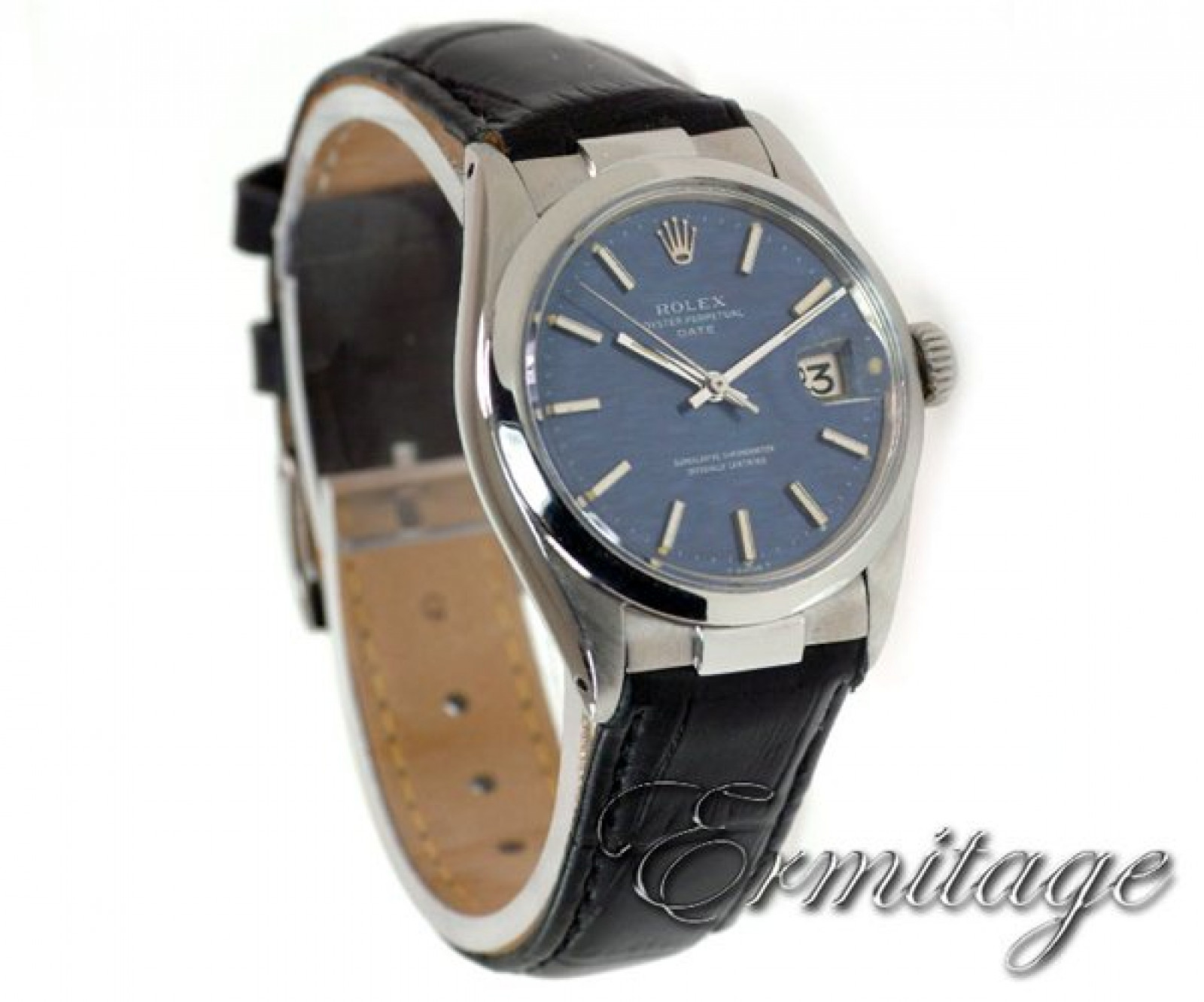 Rolex Date 15000 Steel Year 1967