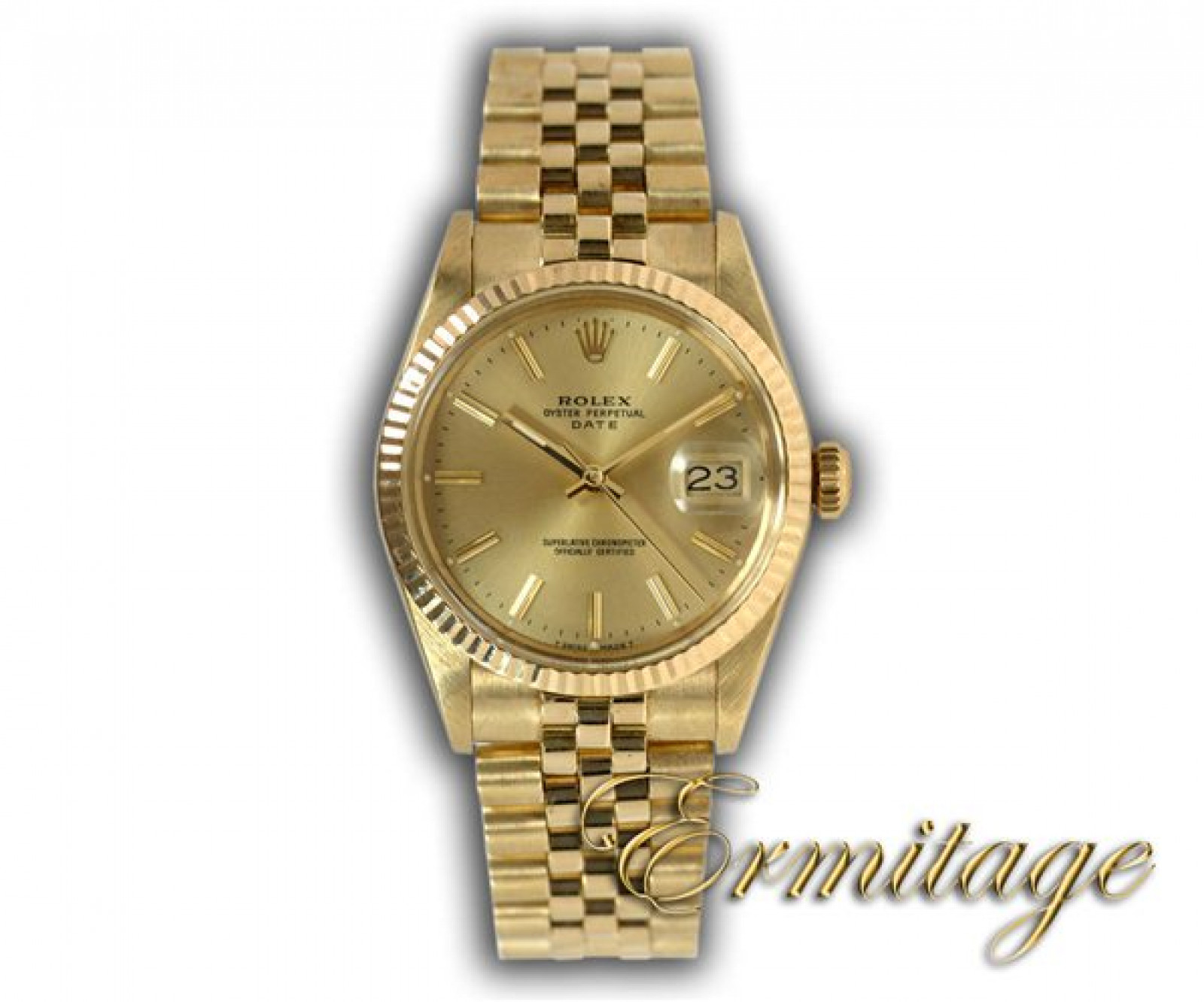 Pre-Owned Rolex Date 15037 34 mm