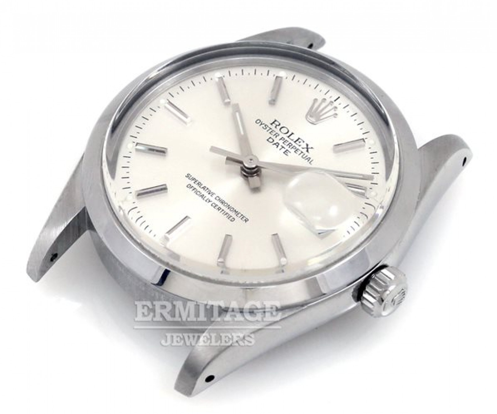 Rolex Date 15000 Stainless Steel
