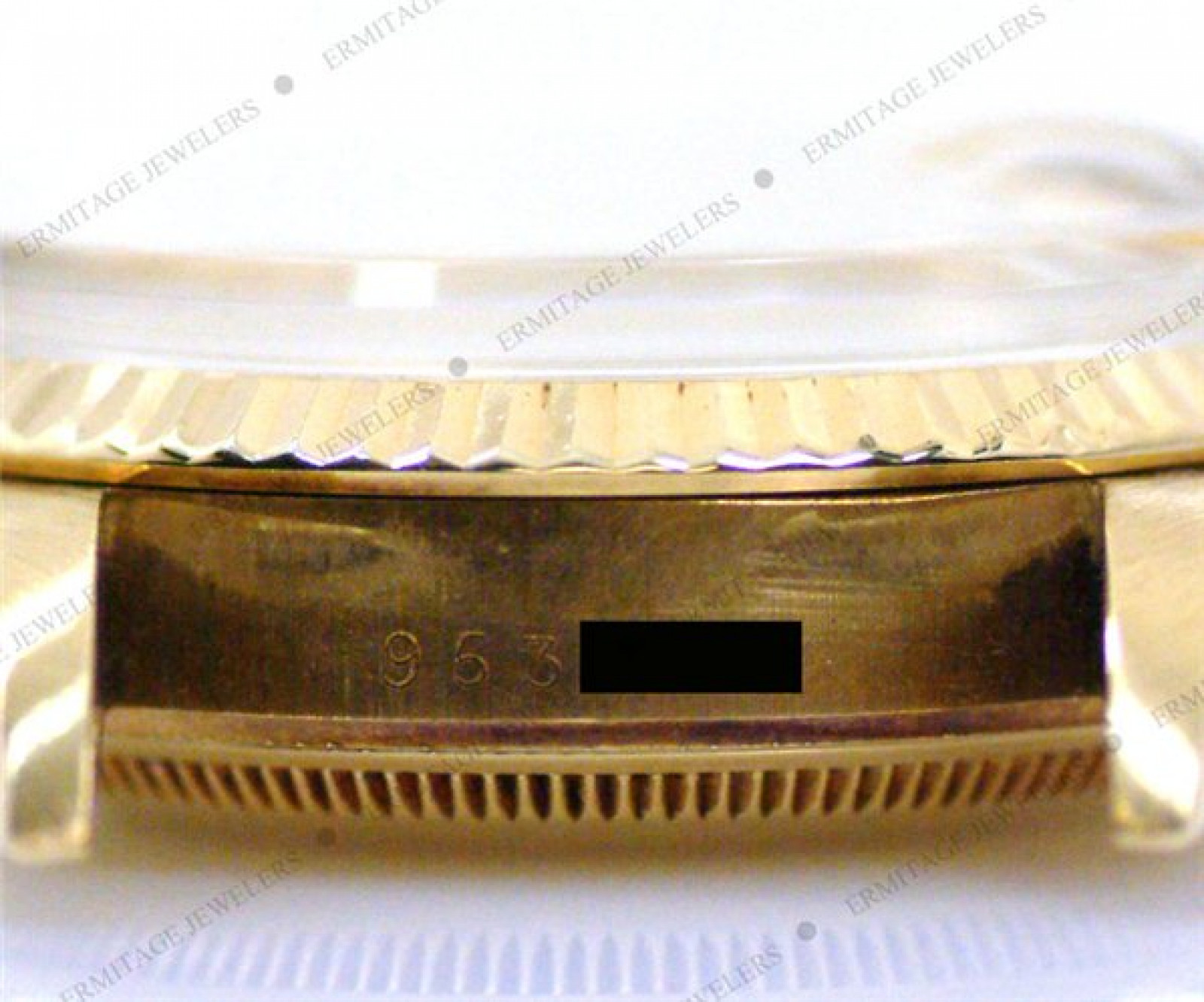 Gold Rolex Oyster Perpetual Date 15037