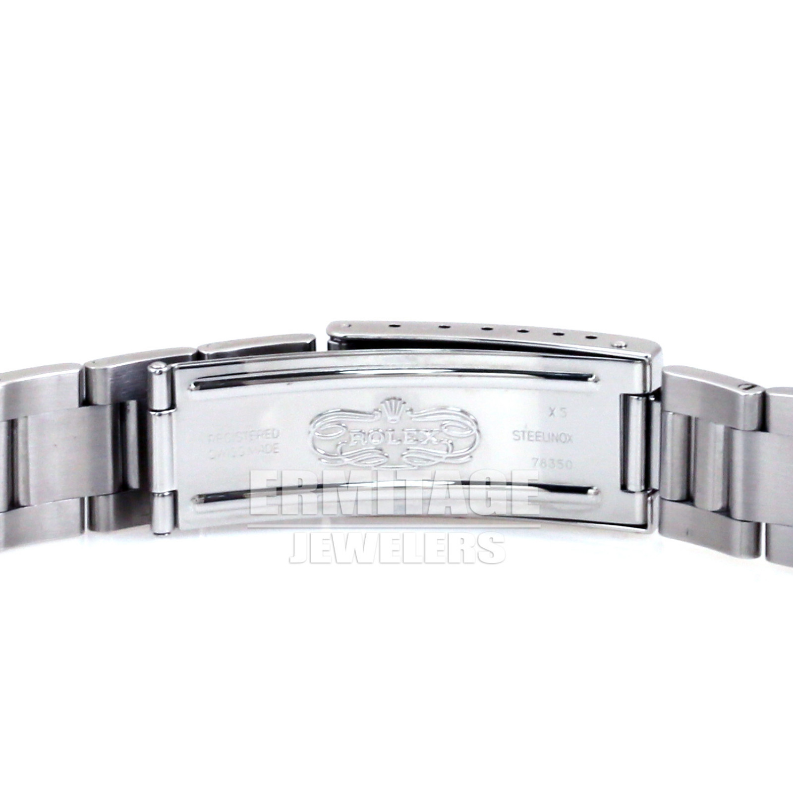 Pre-Owned Rolex Date 15000 with White Dial