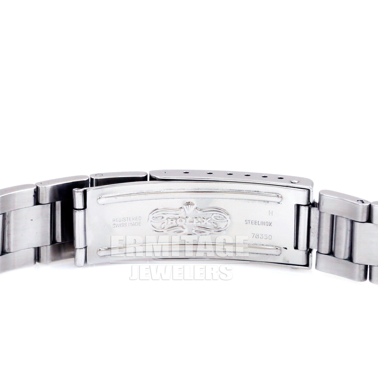 Pre-Owned Rolex Date 15000 with Steel Dial