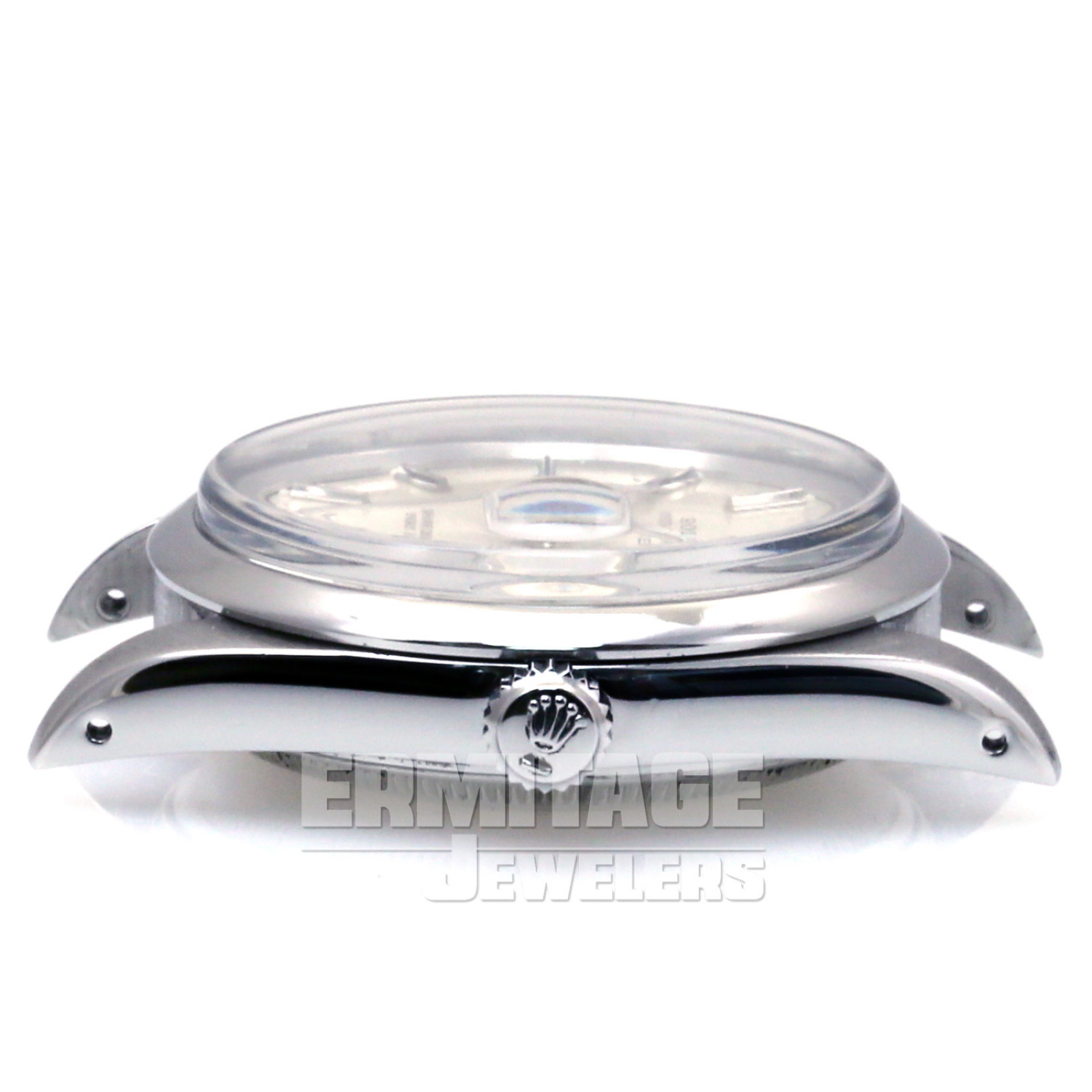 Pre-Owned Rolex Date 15000 Stainless Steel