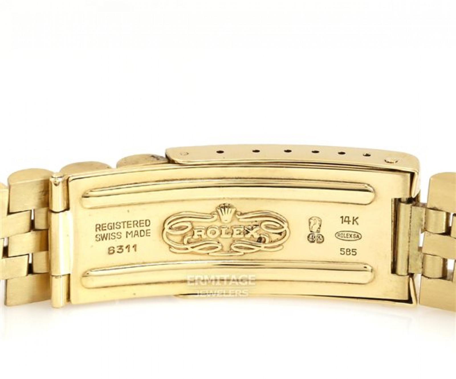 Rolex Date 15037 Gold 104.5 Grams