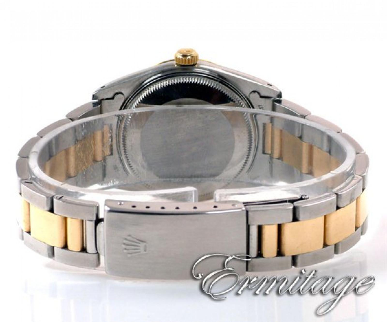 Rolex Date 15053 Gold & Steel Year 1988