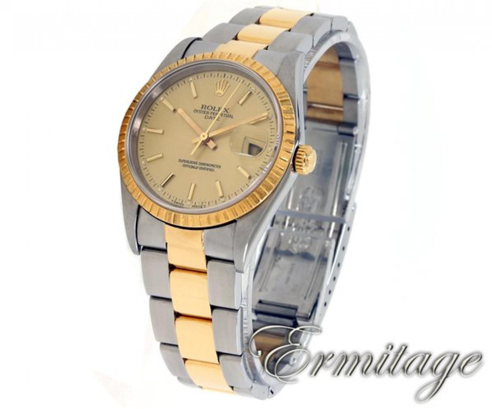1992 Rolex Date Ref. 15223