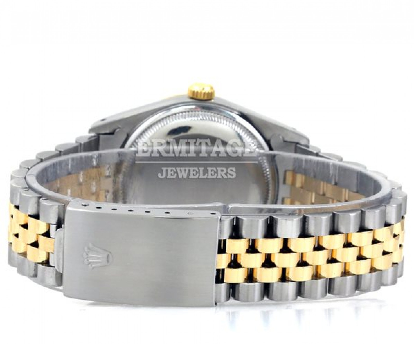 Pre-Owned Rolex Oyster Perpetual Date 15223 Gold & Steel