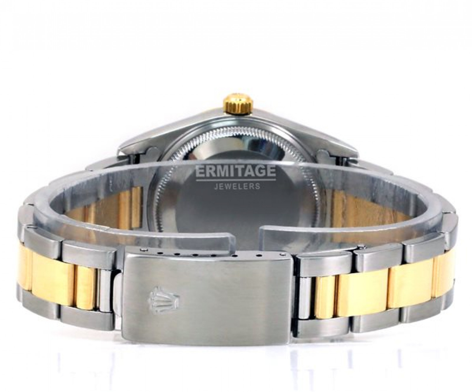 Gold Rolex Oyster Perpetual Date 15223