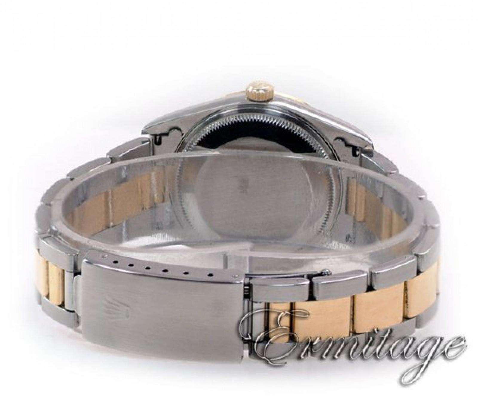 Rolex Date 15233 Gold & Steel Champagne 2000