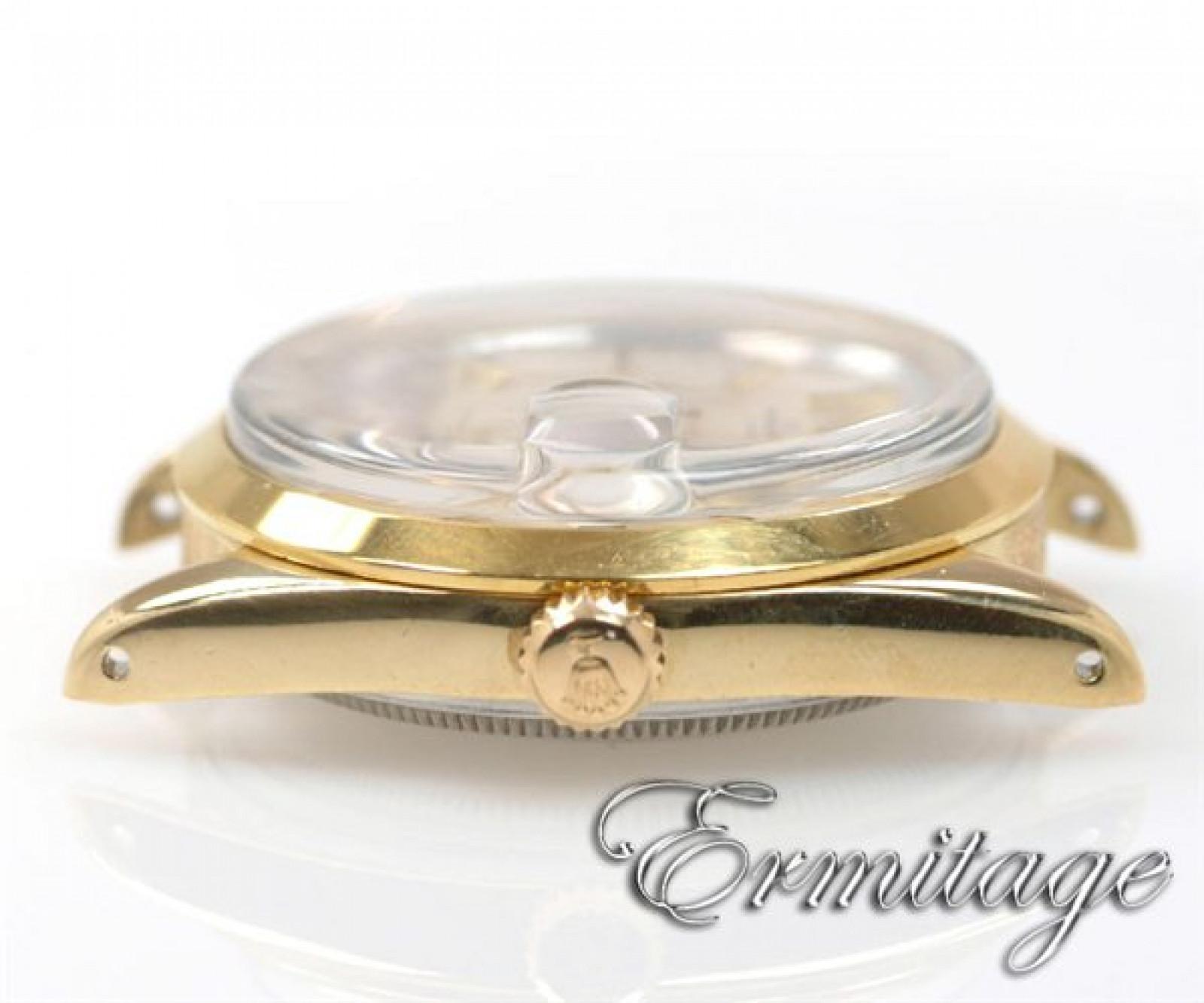 Rolex Date 15505 Gold Silver