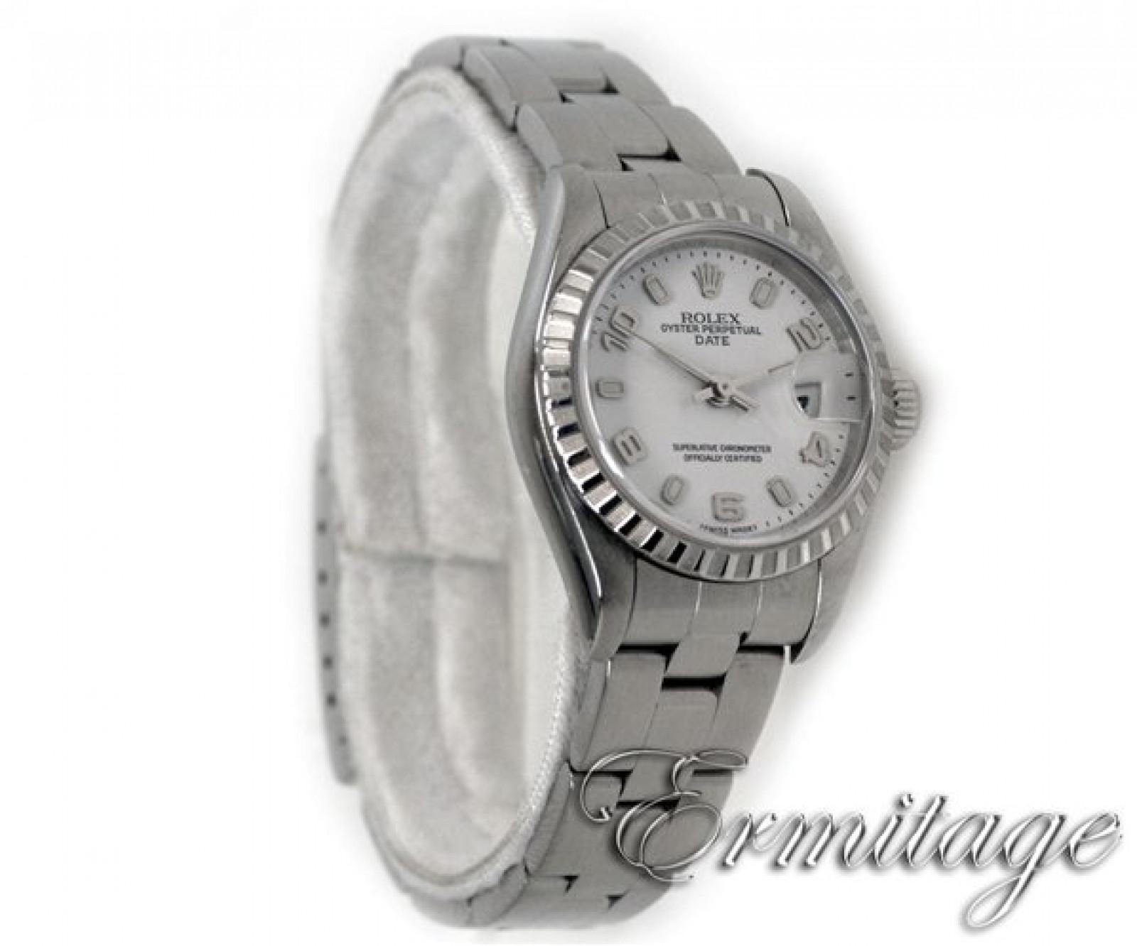 Rolex Date 79240 Steel