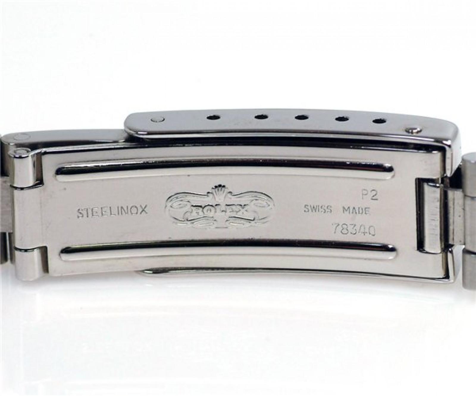 Rolex Date 69240 Steel Silver Dial 1991