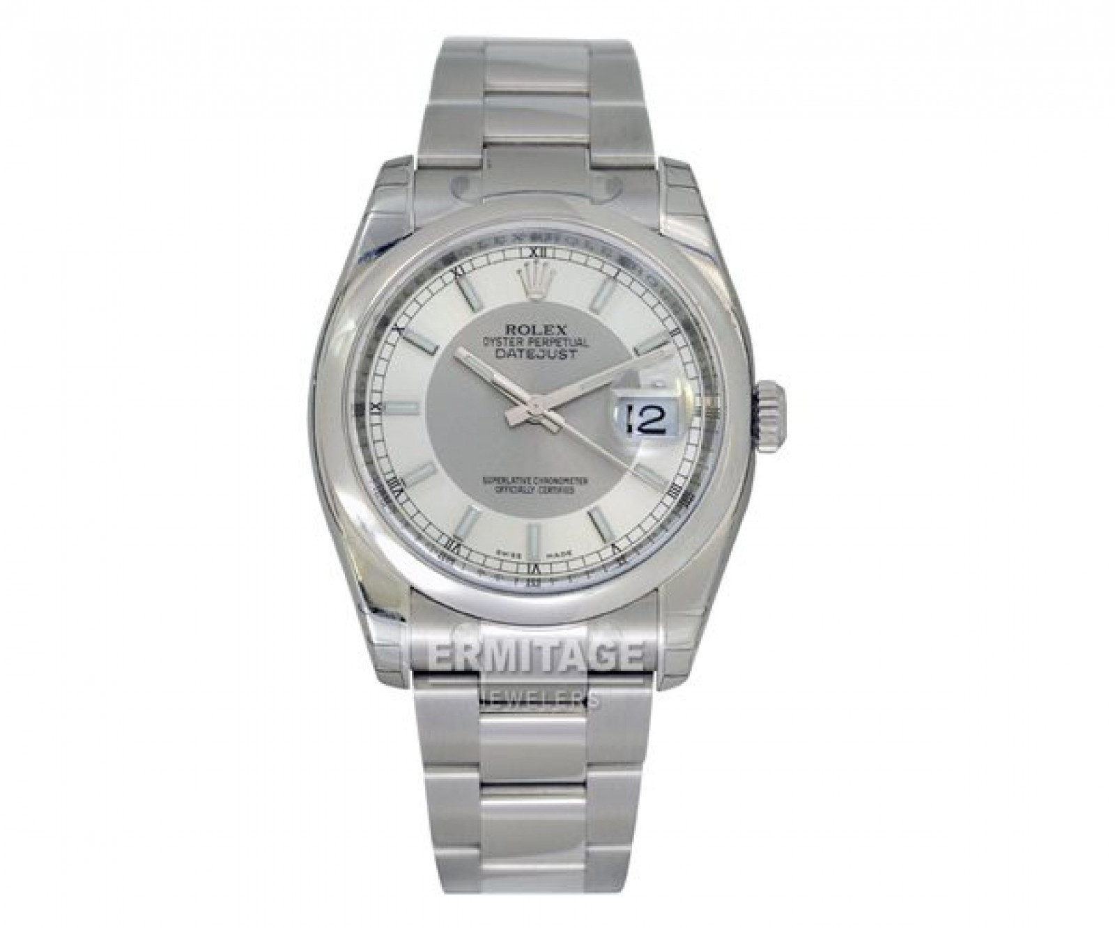Sell Rolex Datejust 116200 Steel Silver