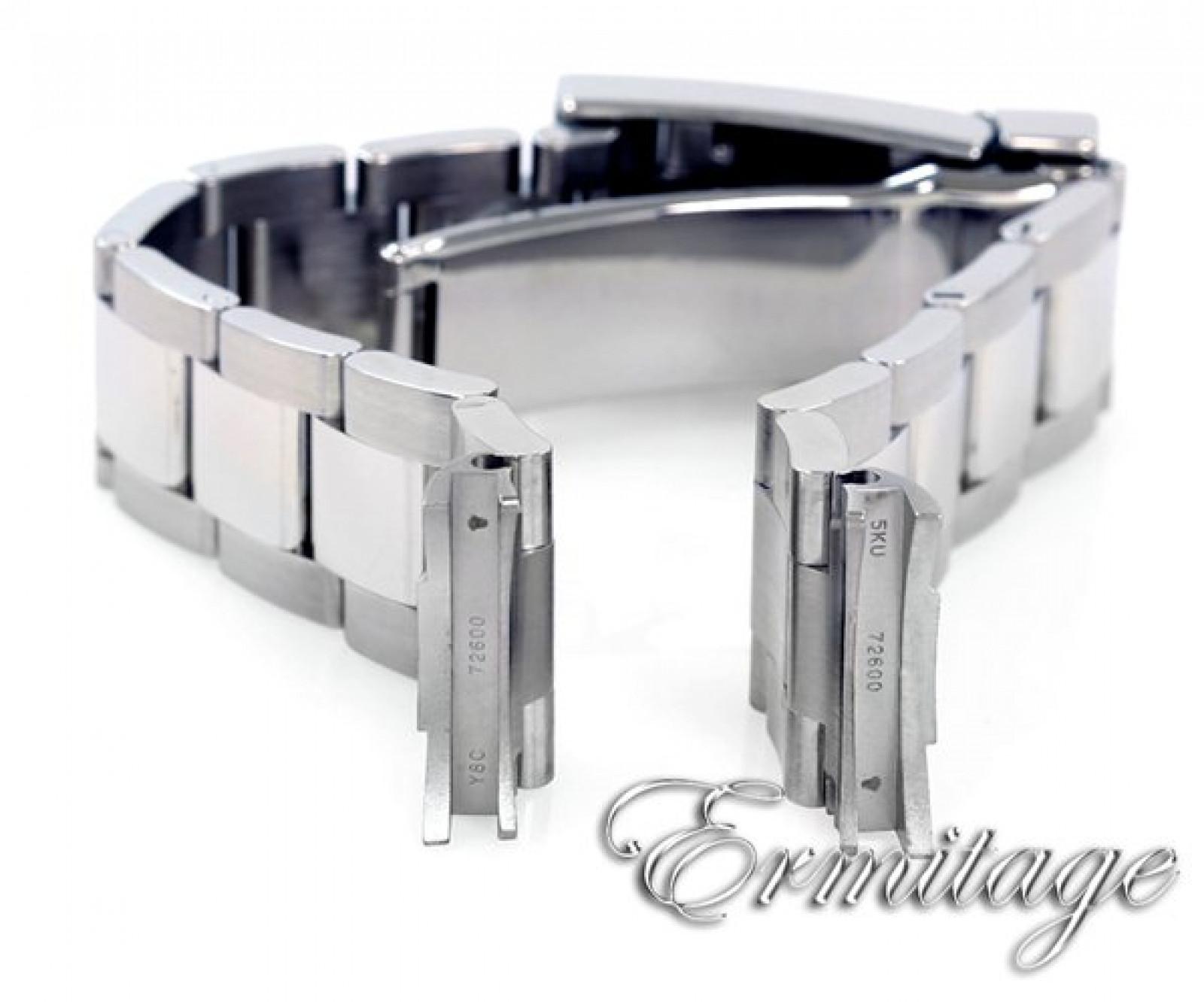Rolex Datejust 116200 Steel White