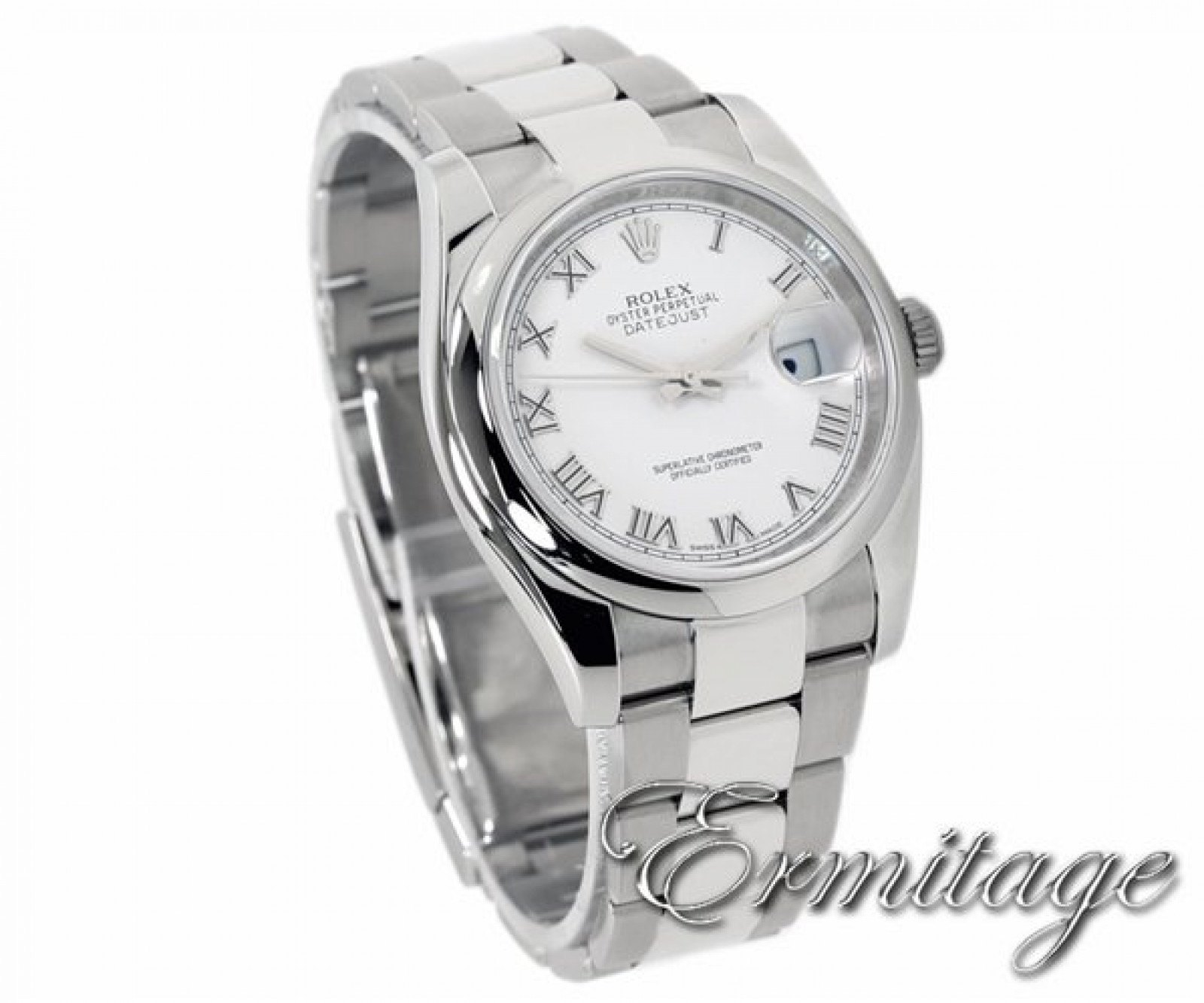 Sell Used Rolex Datejust 116200