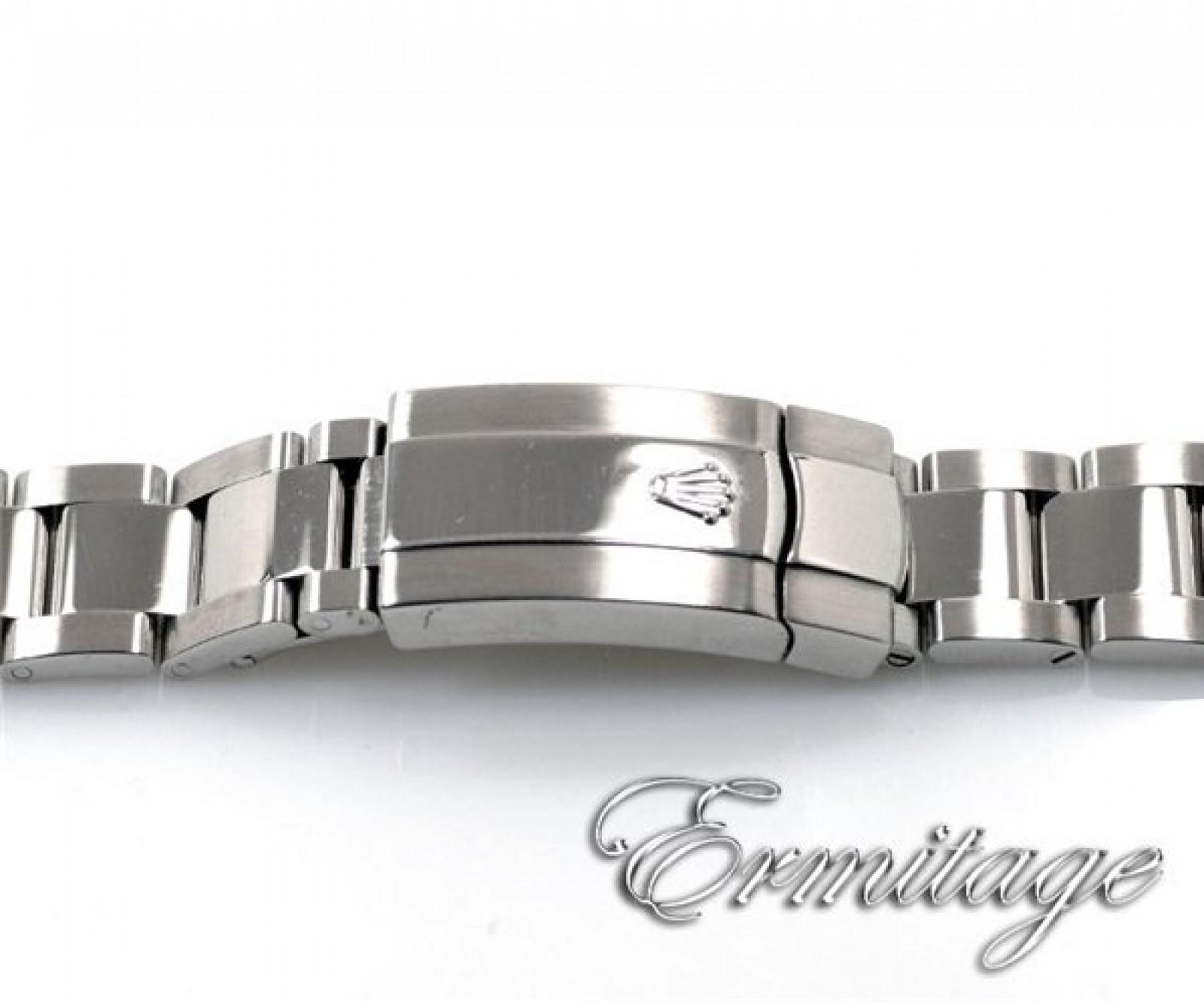 Rolex Datejust 116200 Steel Rhodium