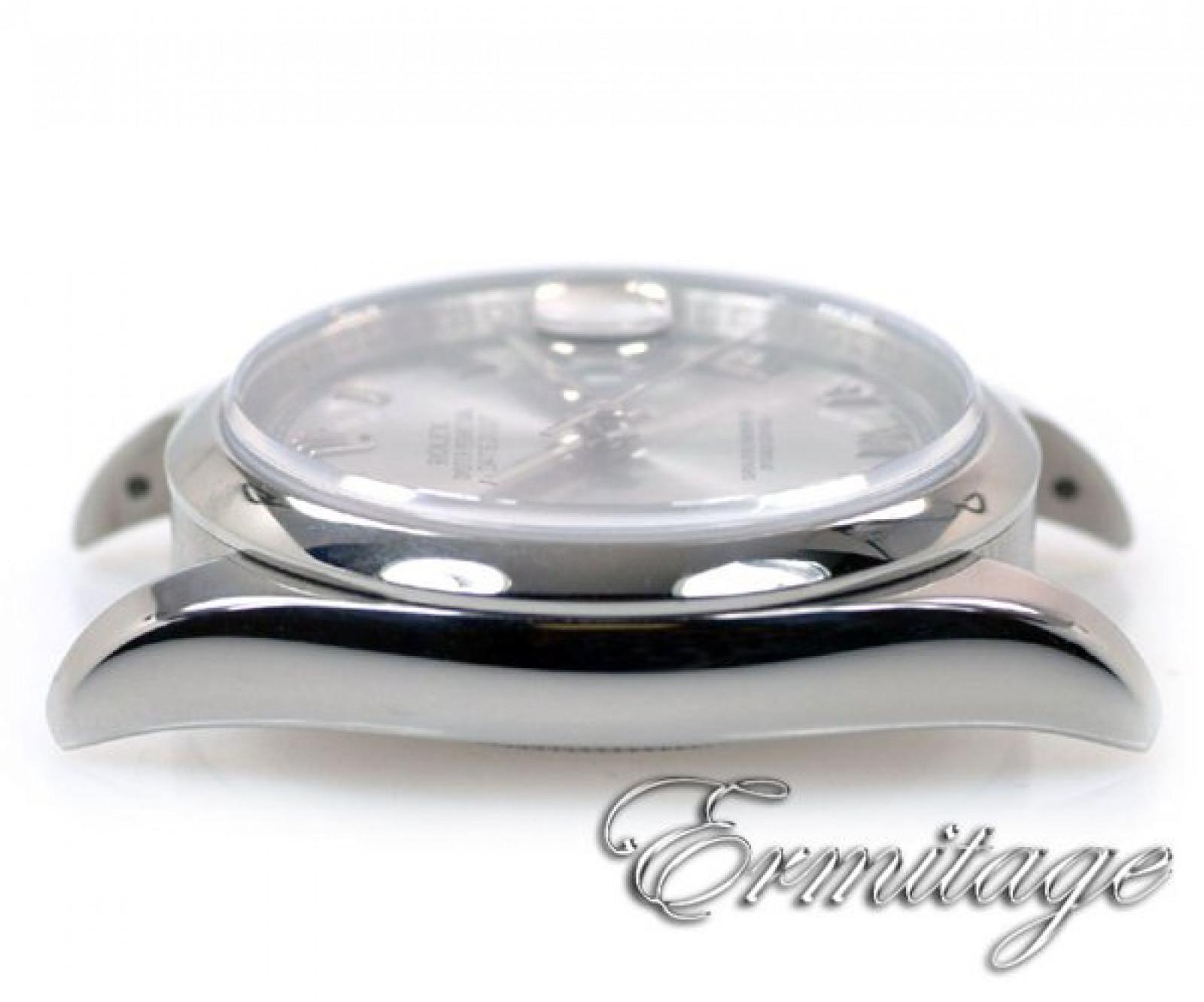 Rolex Datejust 116200 Steel Silver