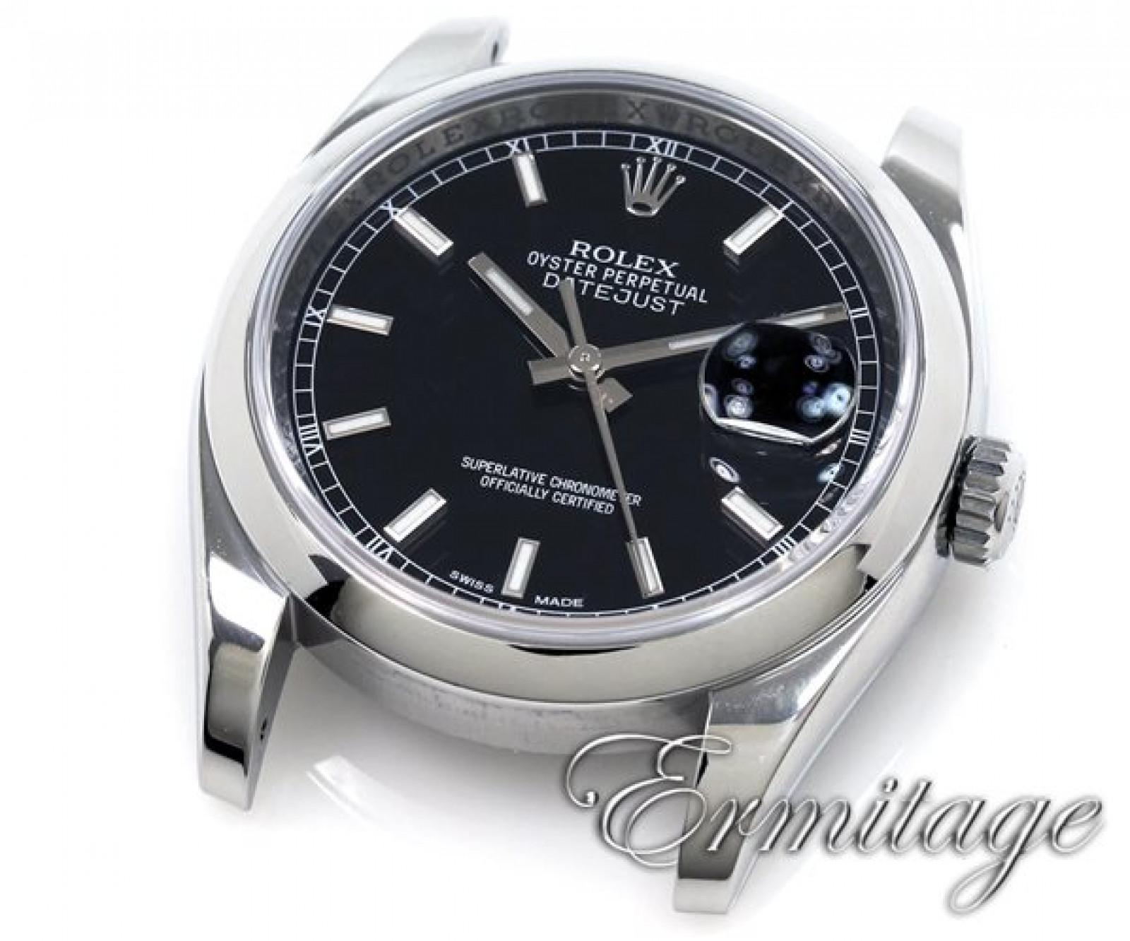 Men's Rolex Datejust 116200 with Oyster Bracelet
